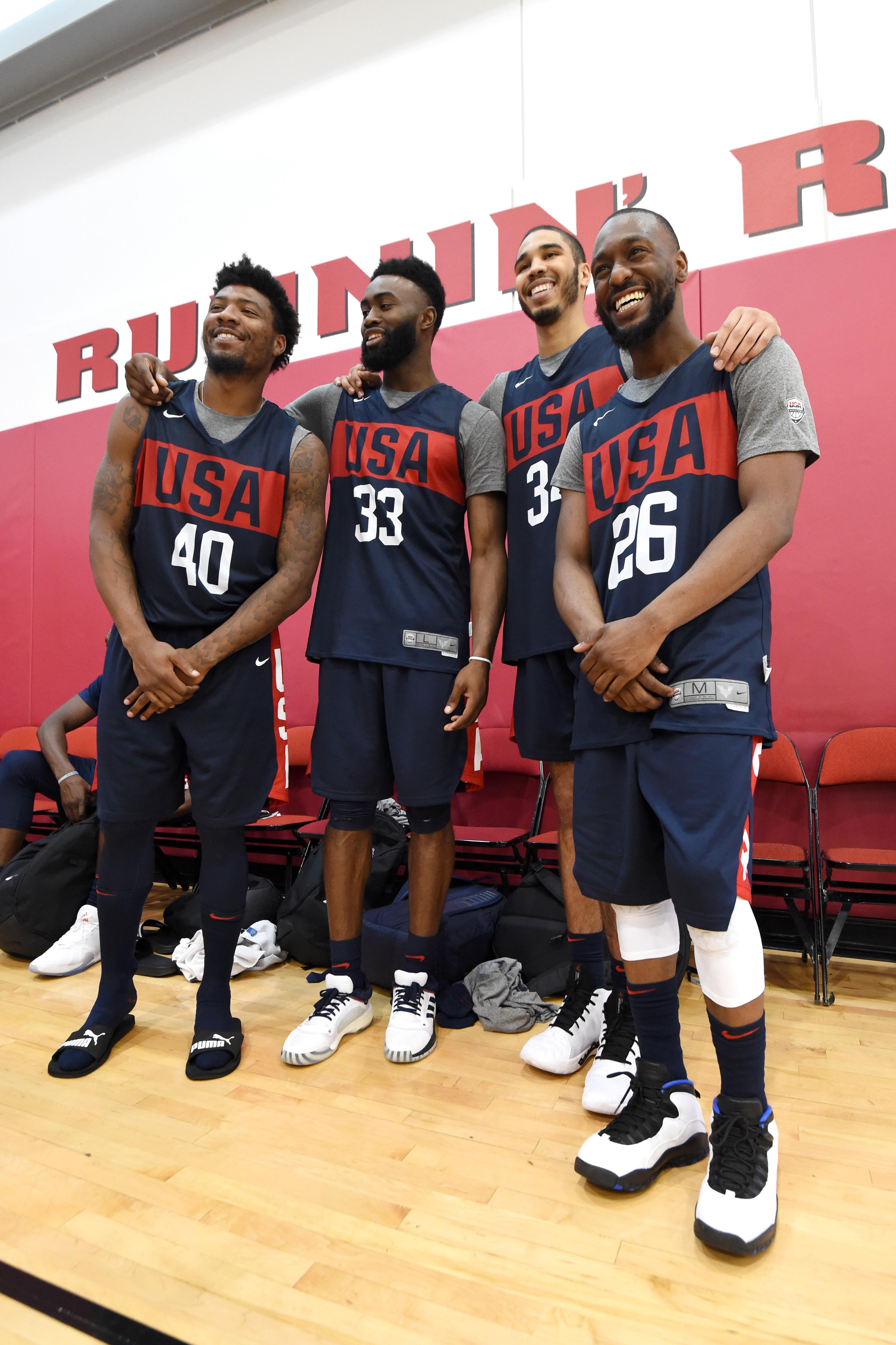 2019 USA Basketball Men's National Team Training Camp - Las Vegas