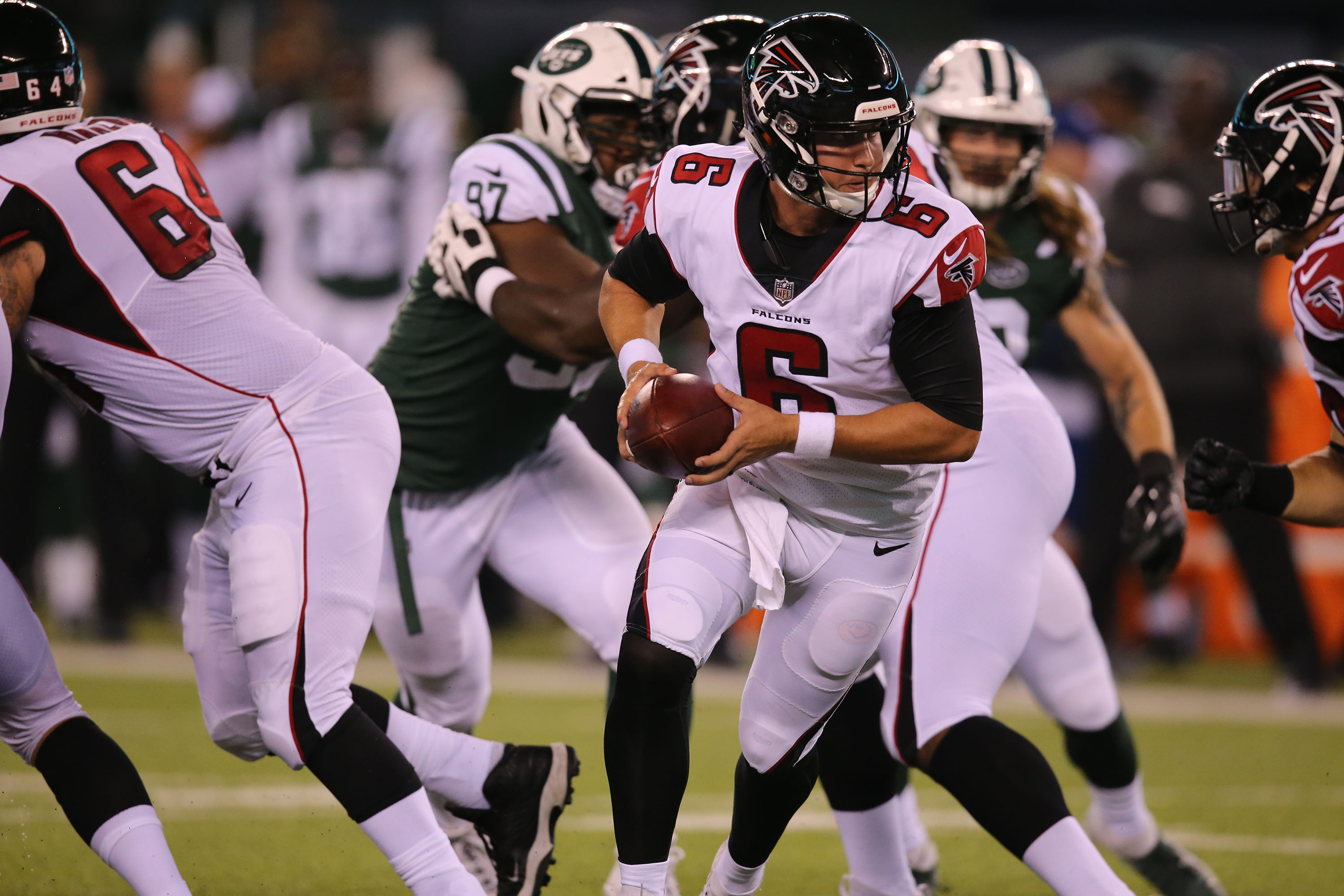 Atlanta Falcons v New York Jets