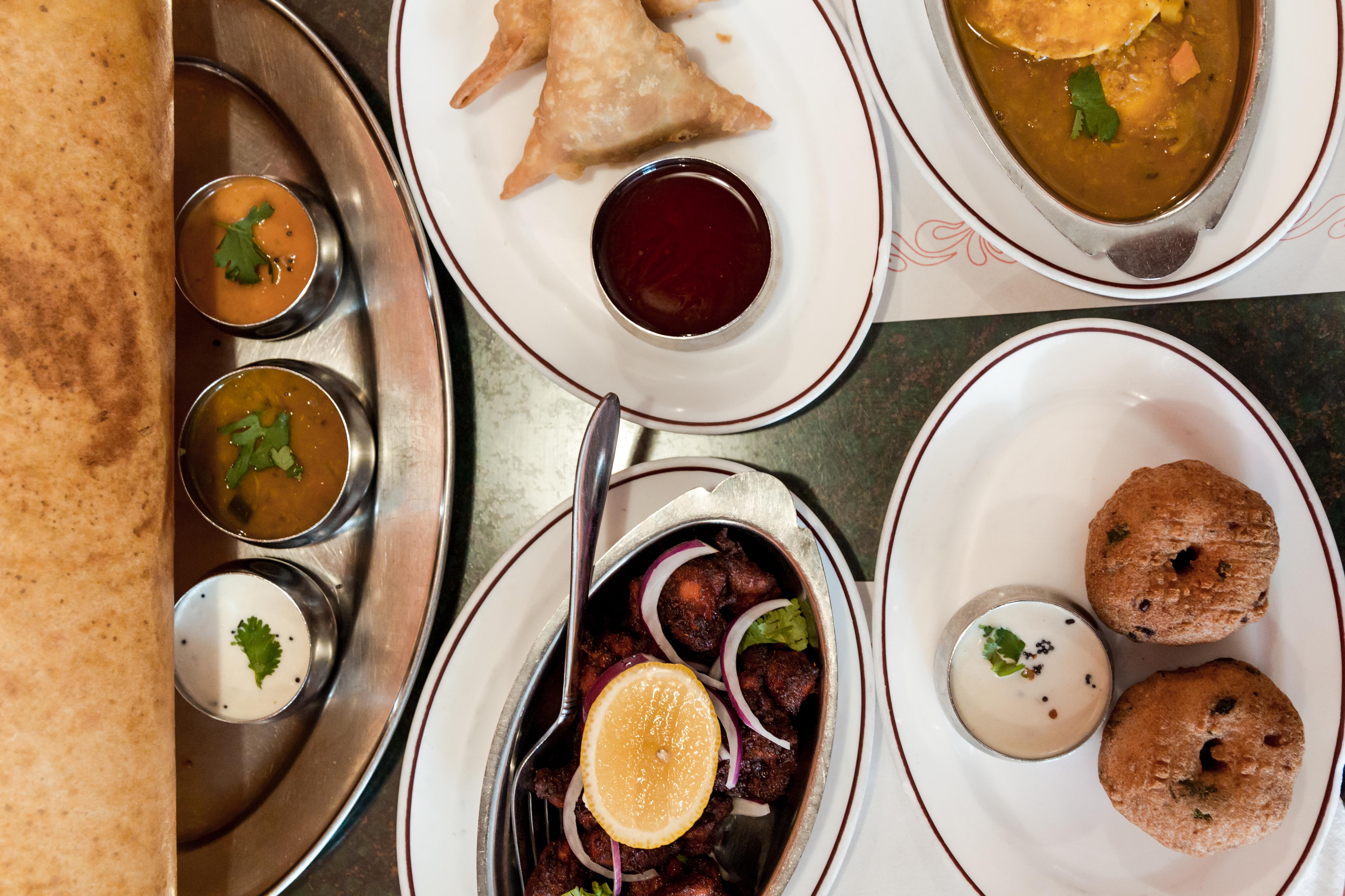 Meet 3 of Montreal's Super South Indian Restaurants