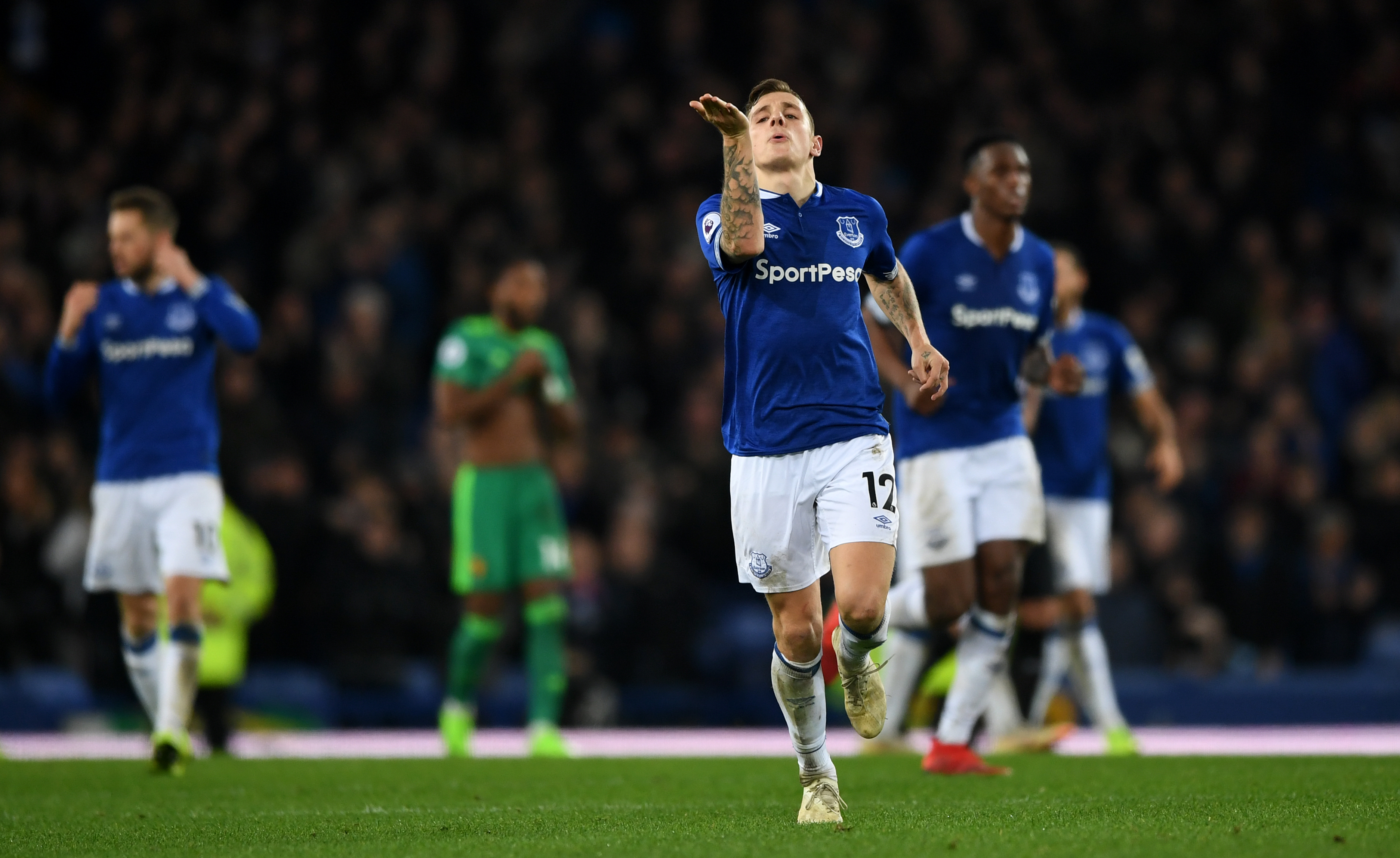 Everton FC v Watford FC - Premier League