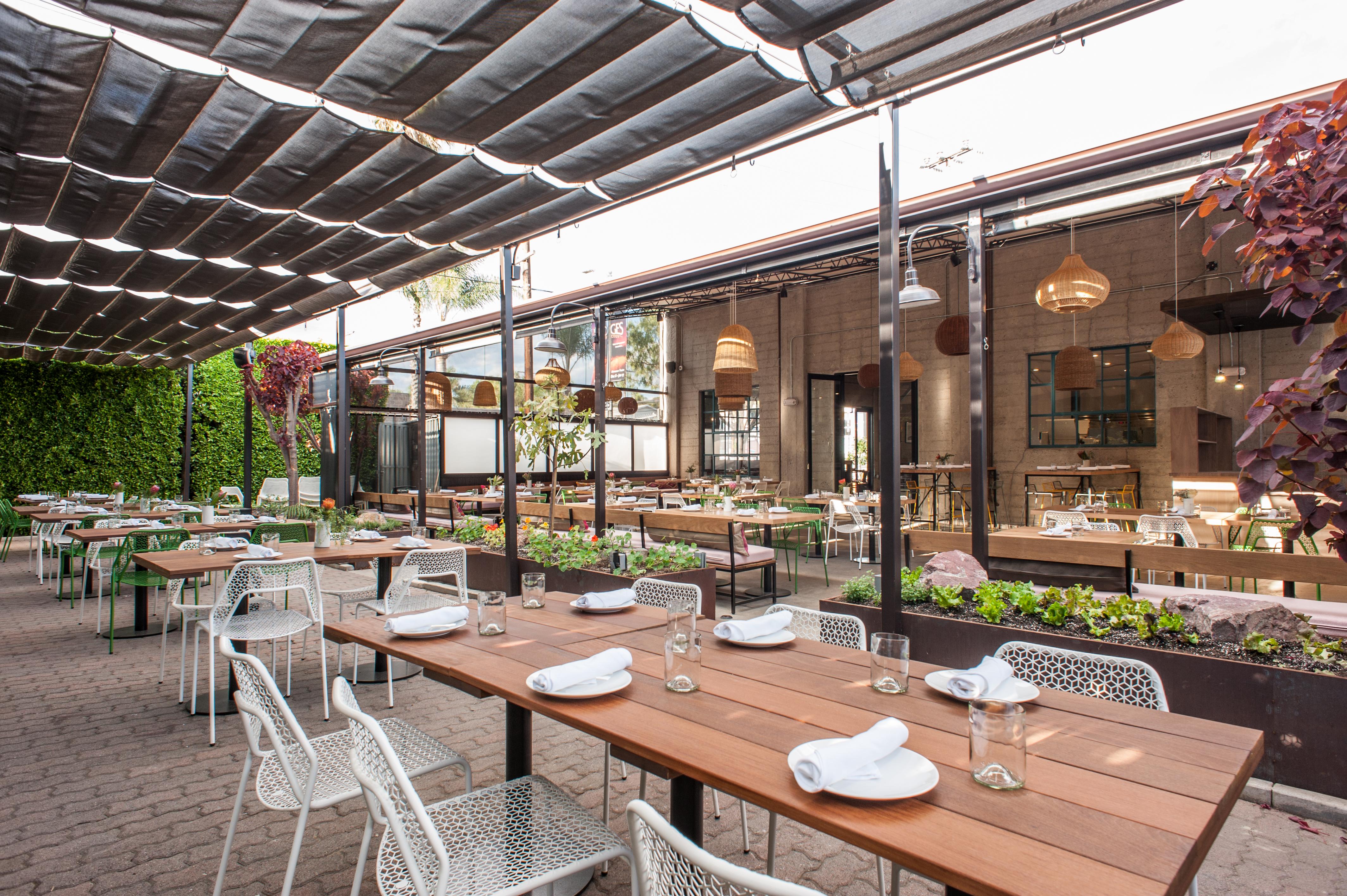 The Californication of America's Restaurants
