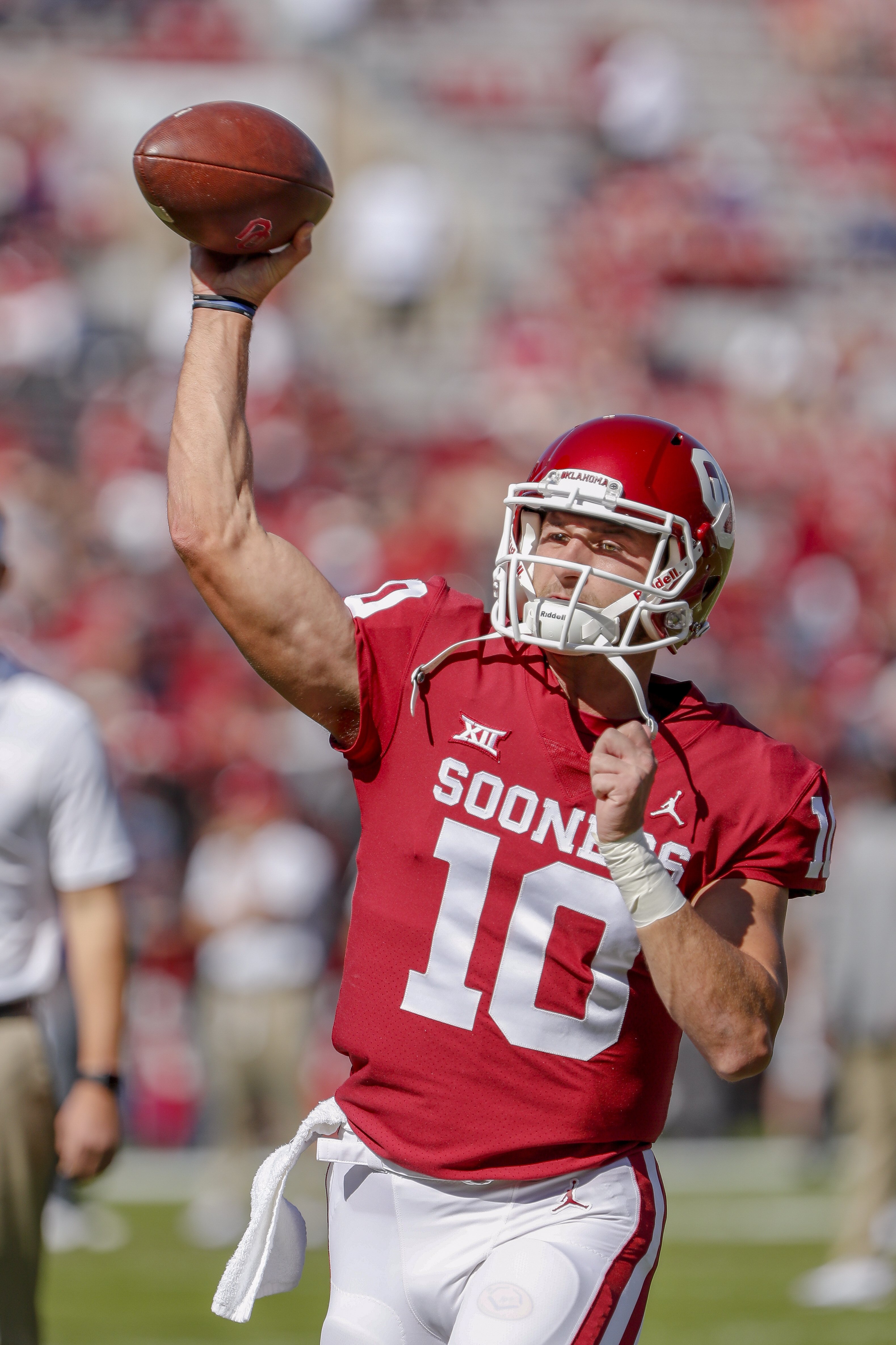 COLLEGE FOOTBALL: OCT 27 Kansas State at Oklahoma