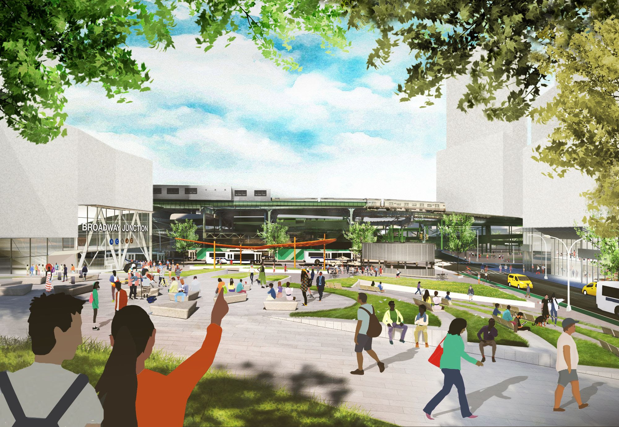 The future of Broadway Junction: An accessible, community-driven transit hub