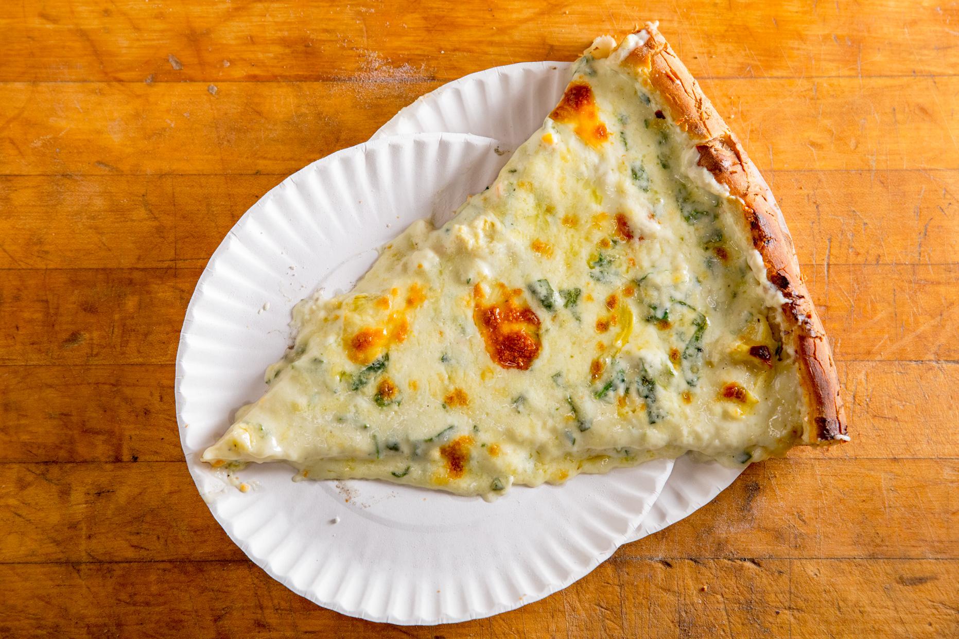 NY Slice Shop Artichoke Basille's Arrives in Oakland