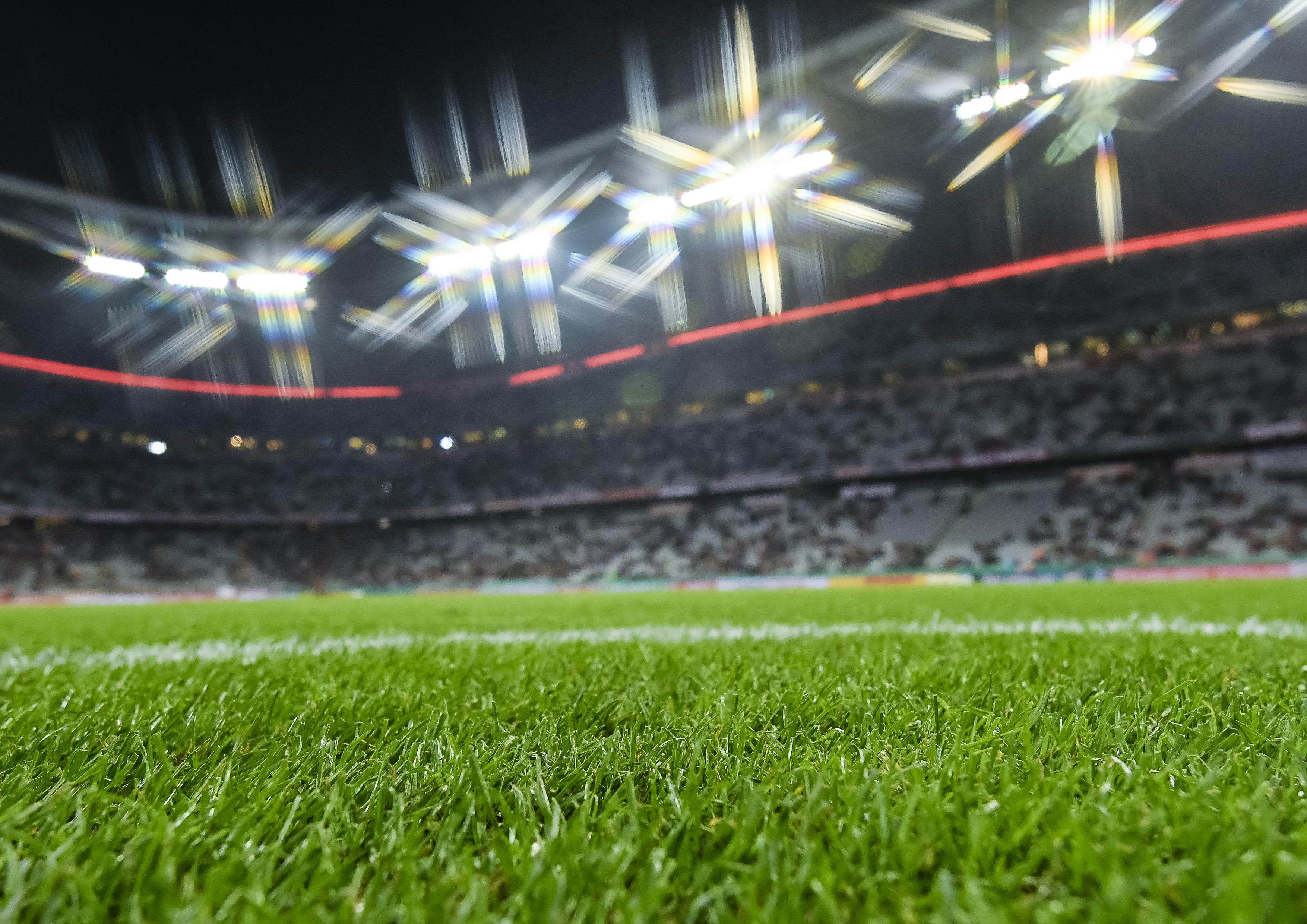 DFB Pokal FC Bayern Muenchen - FC Augsburg