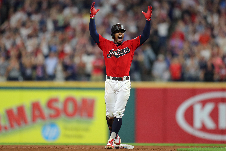 MLB: AUG 13 Red Sox at Indians