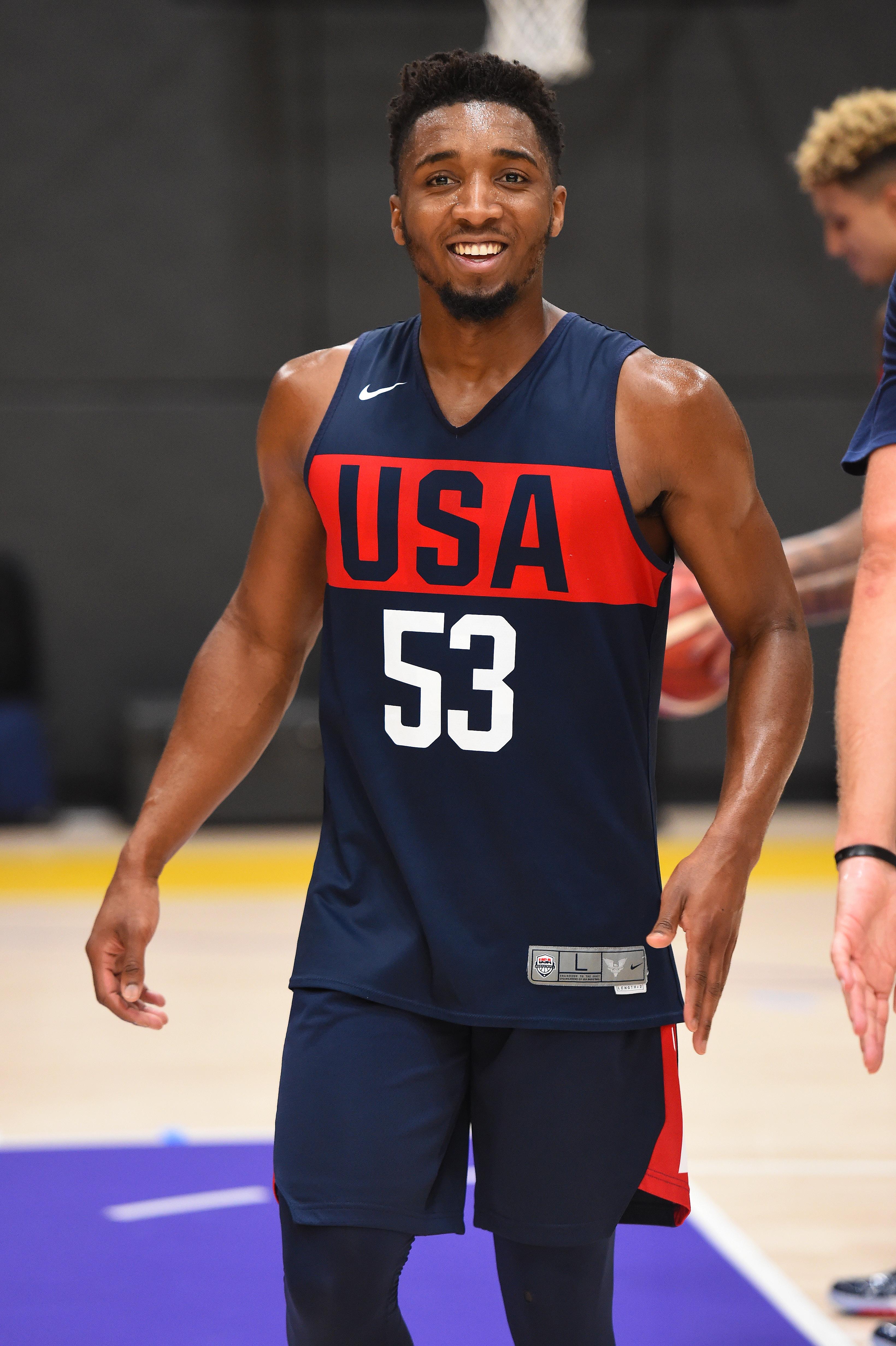 2019 USA Basketball Men's National Team Training Camp - Los Angeles