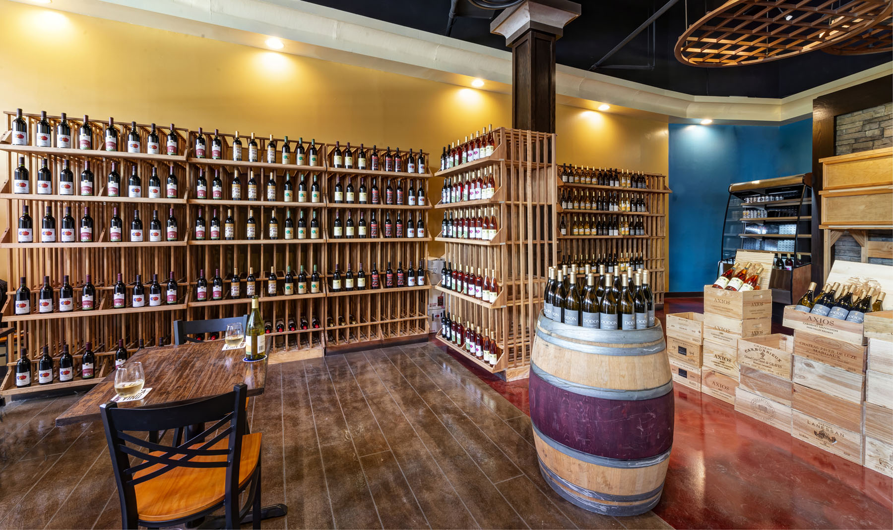 Downtown Silver Spring's Beloved Wine Bar Makes a Comeback This Weekend