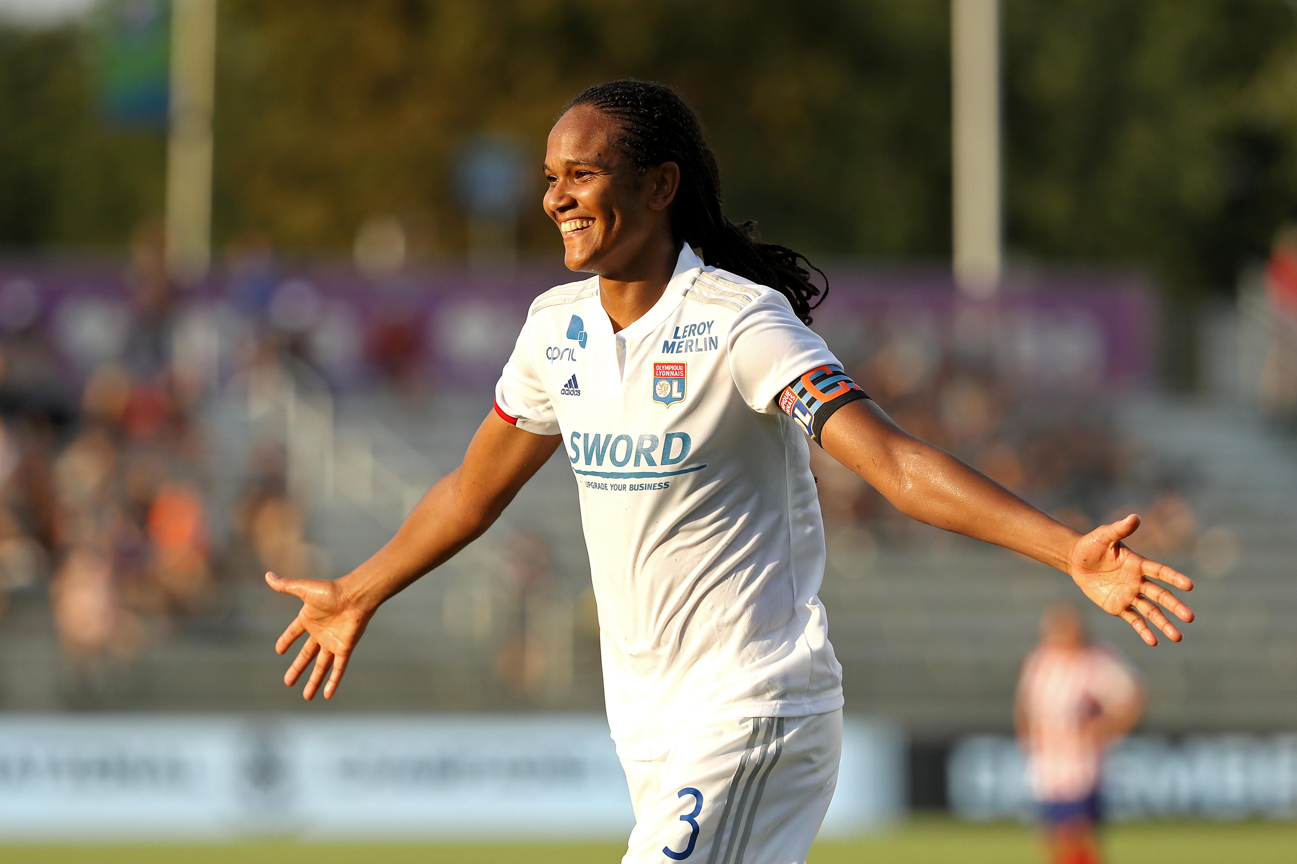 Lyon Feminines v Atletico de Madrid Femenino - 2019 Women's International Champions Cup