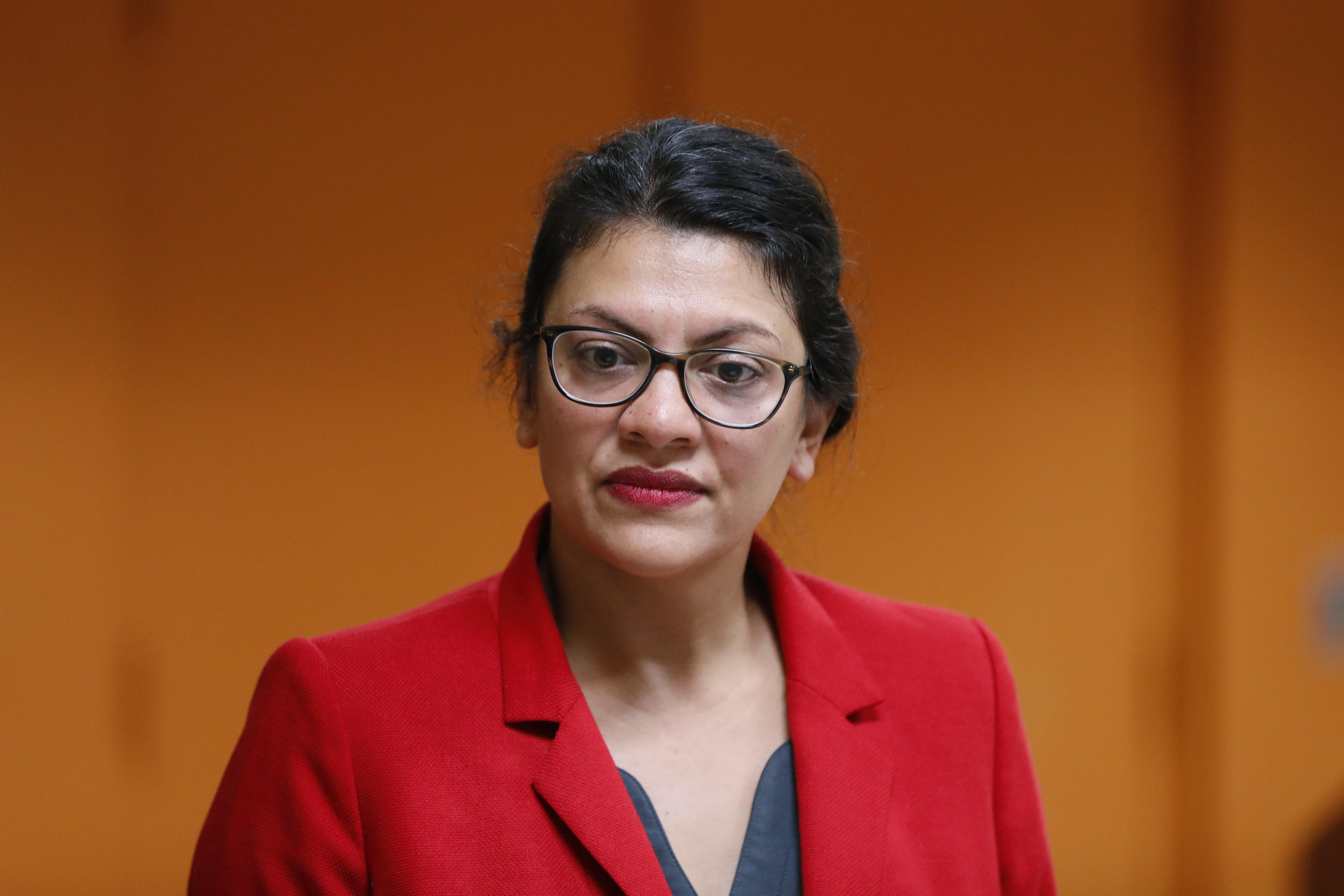 Rep. Rashida Tlaib is granted visit to West Bank.