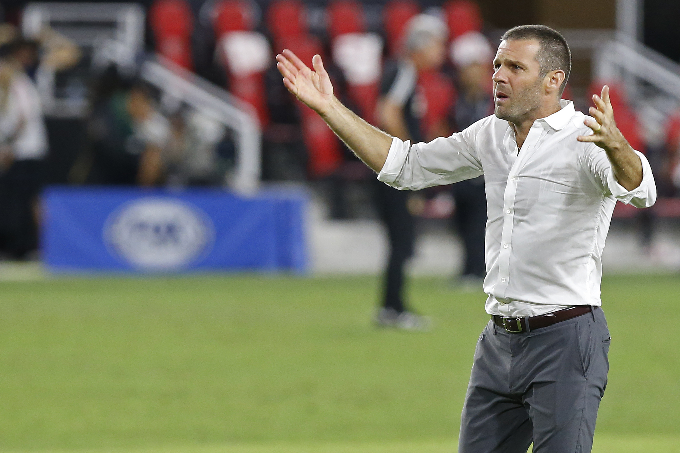 MLS: LA Galaxy at D.C. United