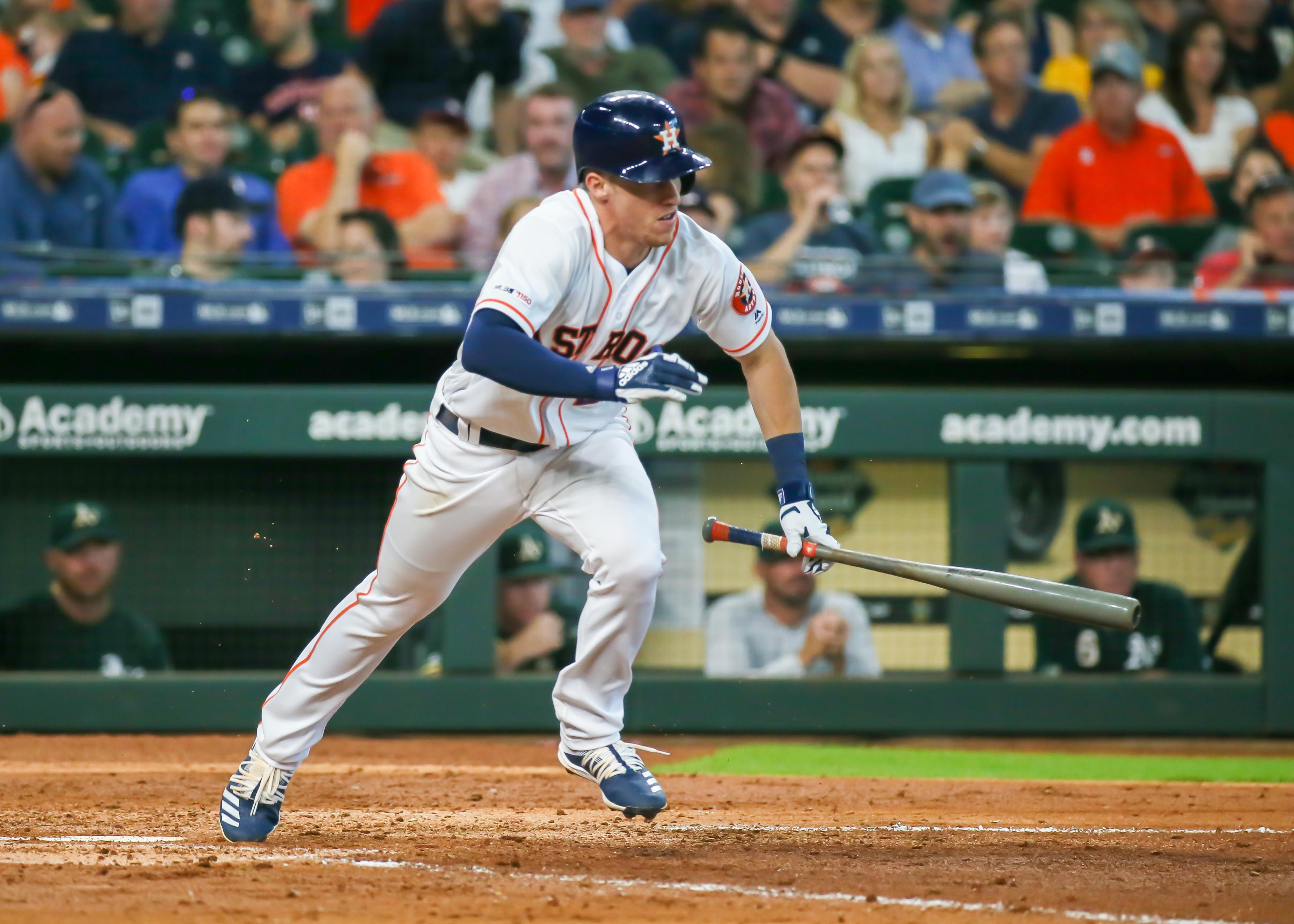 MLB: JUL 24 Athletics at Astros