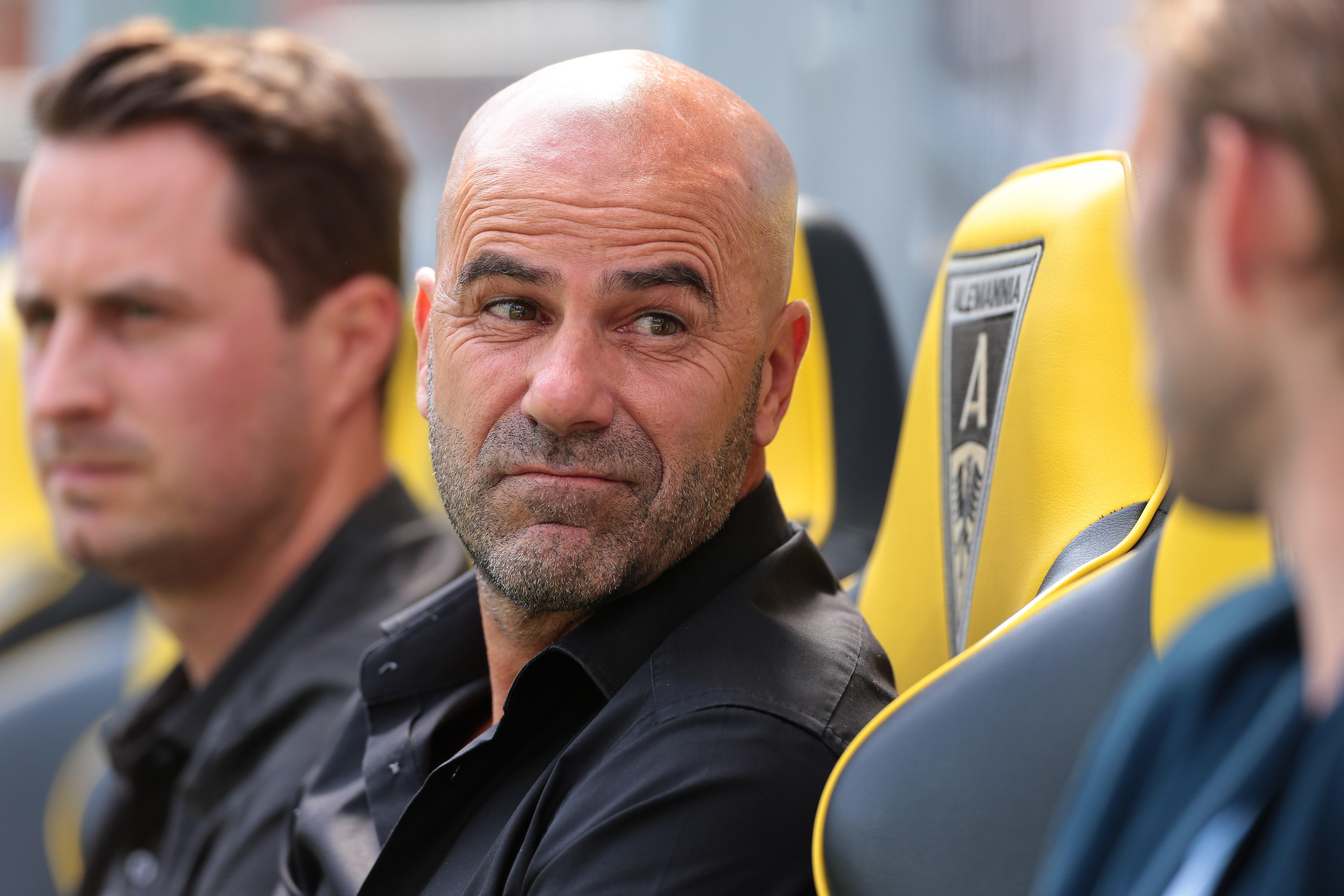 Alemannia Aachen v Bayern 04 Leverkusen - DFB Cup