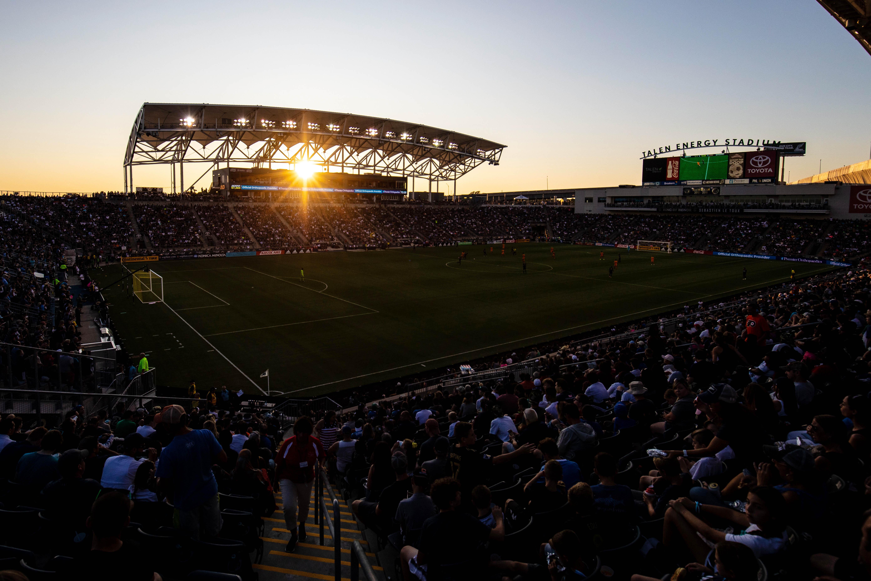 MLS: Houston Dynamo at Philadelphia Union