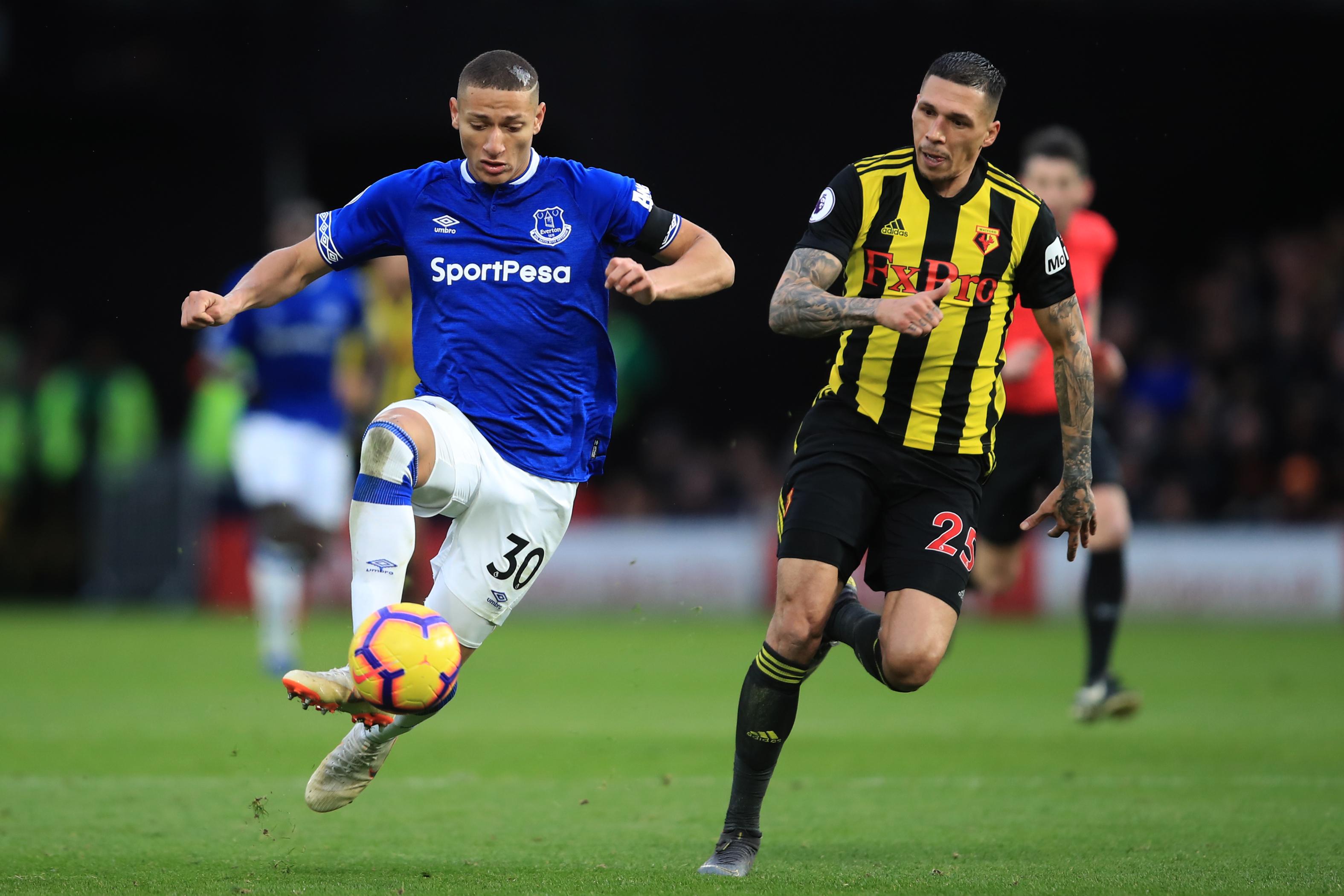 Watford FC v Everton FC - Premier League