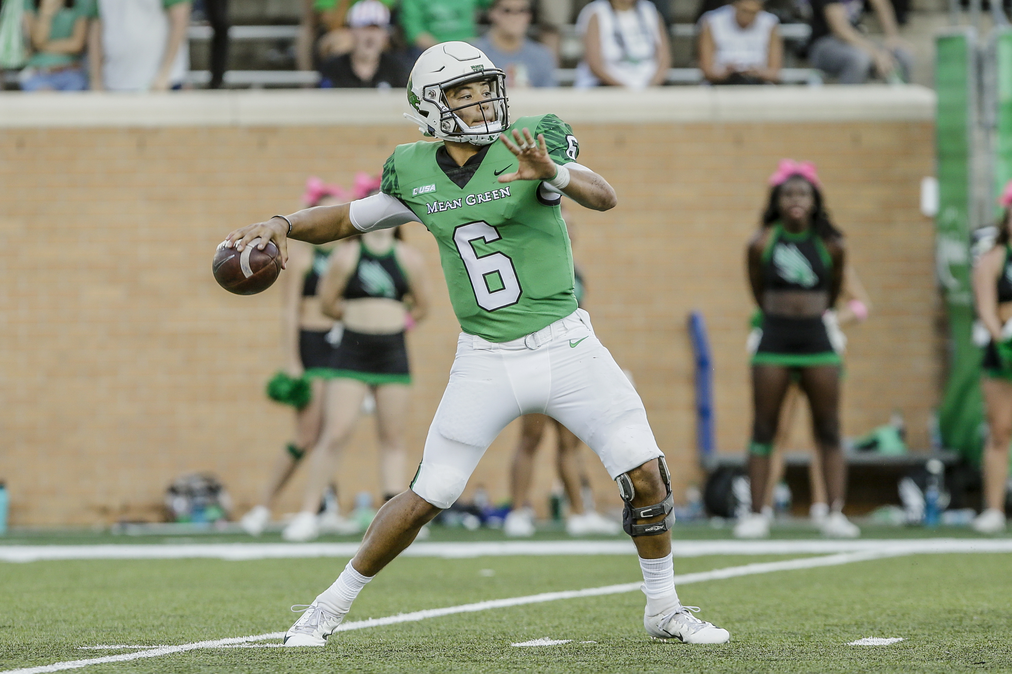 COLLEGE FOOTBALL: OCT 27 Rice at North Texas