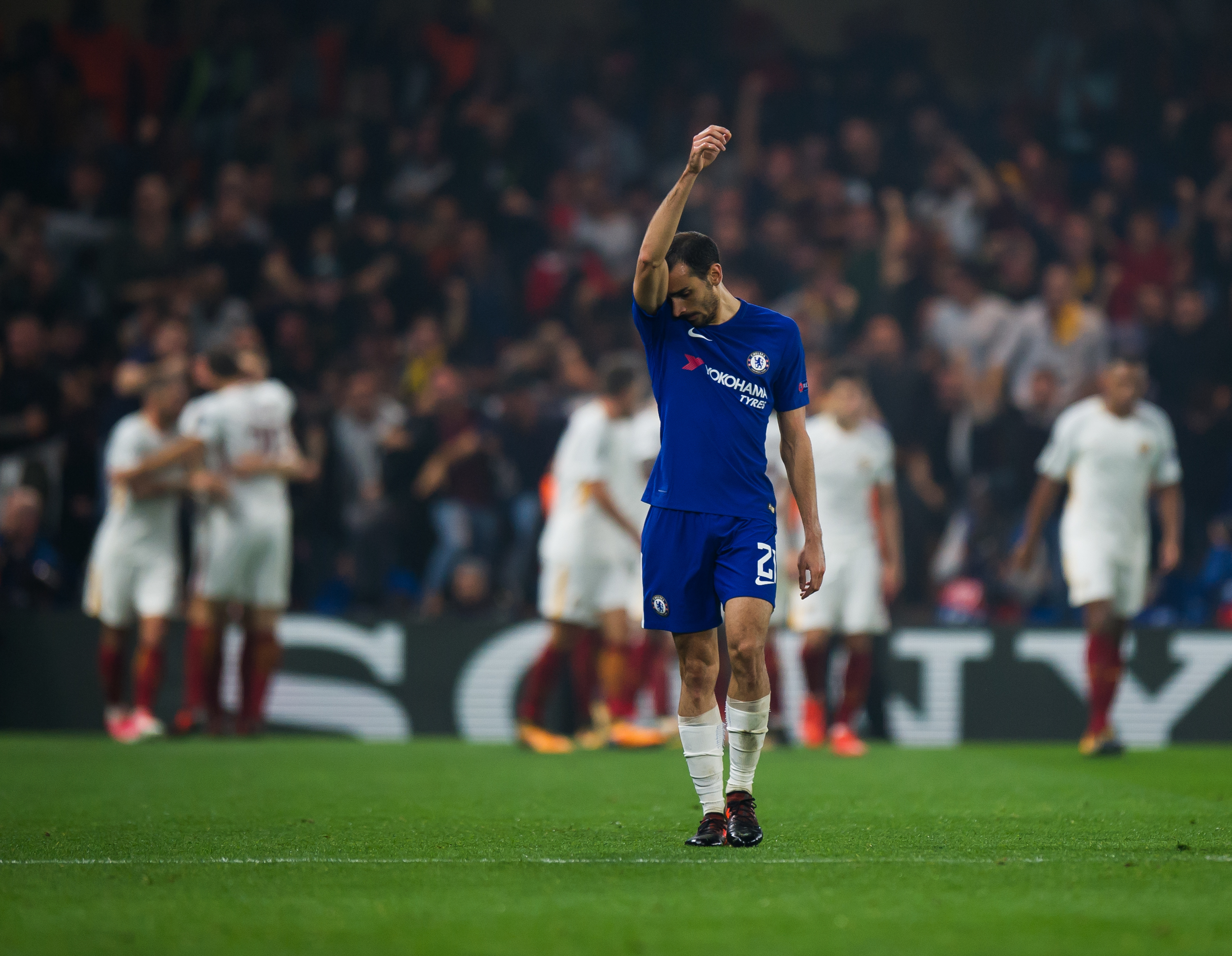 Lampard hints at Zappacosta exit but AS Roma unable to meet €25m asking price — report