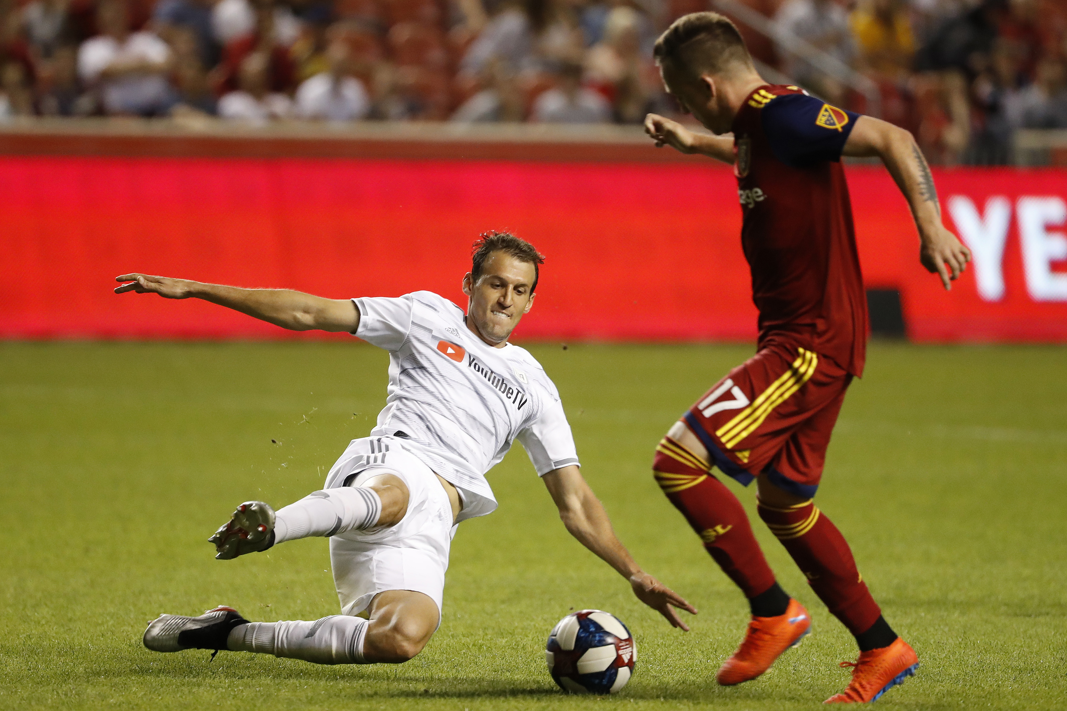 MLS: U.S. Open Cup-LAFC at Real Salt Lake