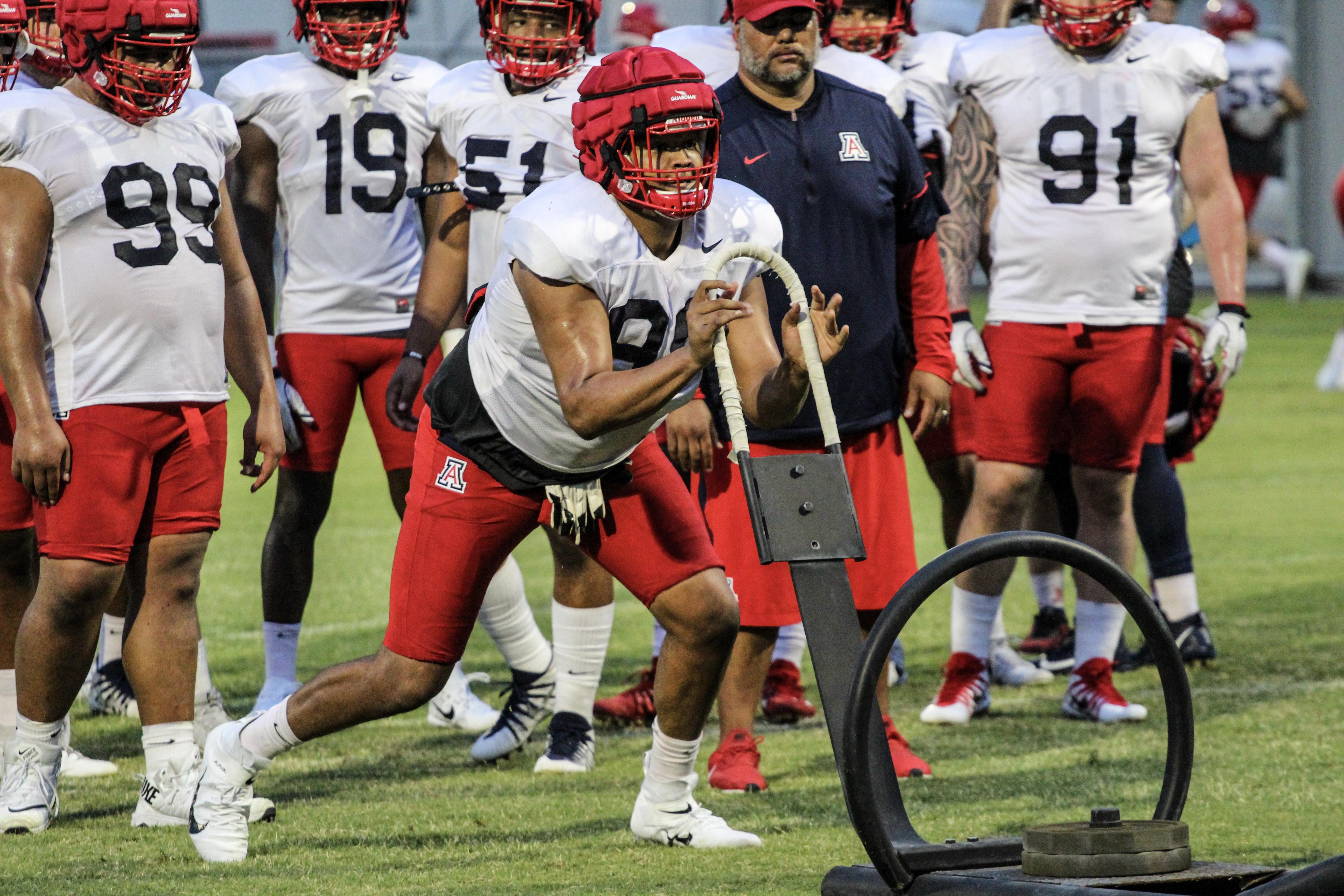 trevon-mason-myles-tapusoa-arizona-wildcats-defensive-line-depth-chart-junior-college-2019
