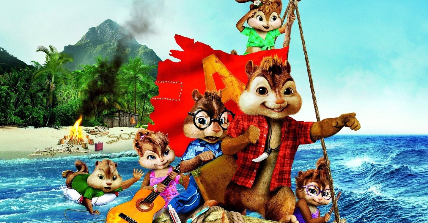The definitive Alvin and the Chipmunks movie ranking (if you only watch YouTube clip compilations)