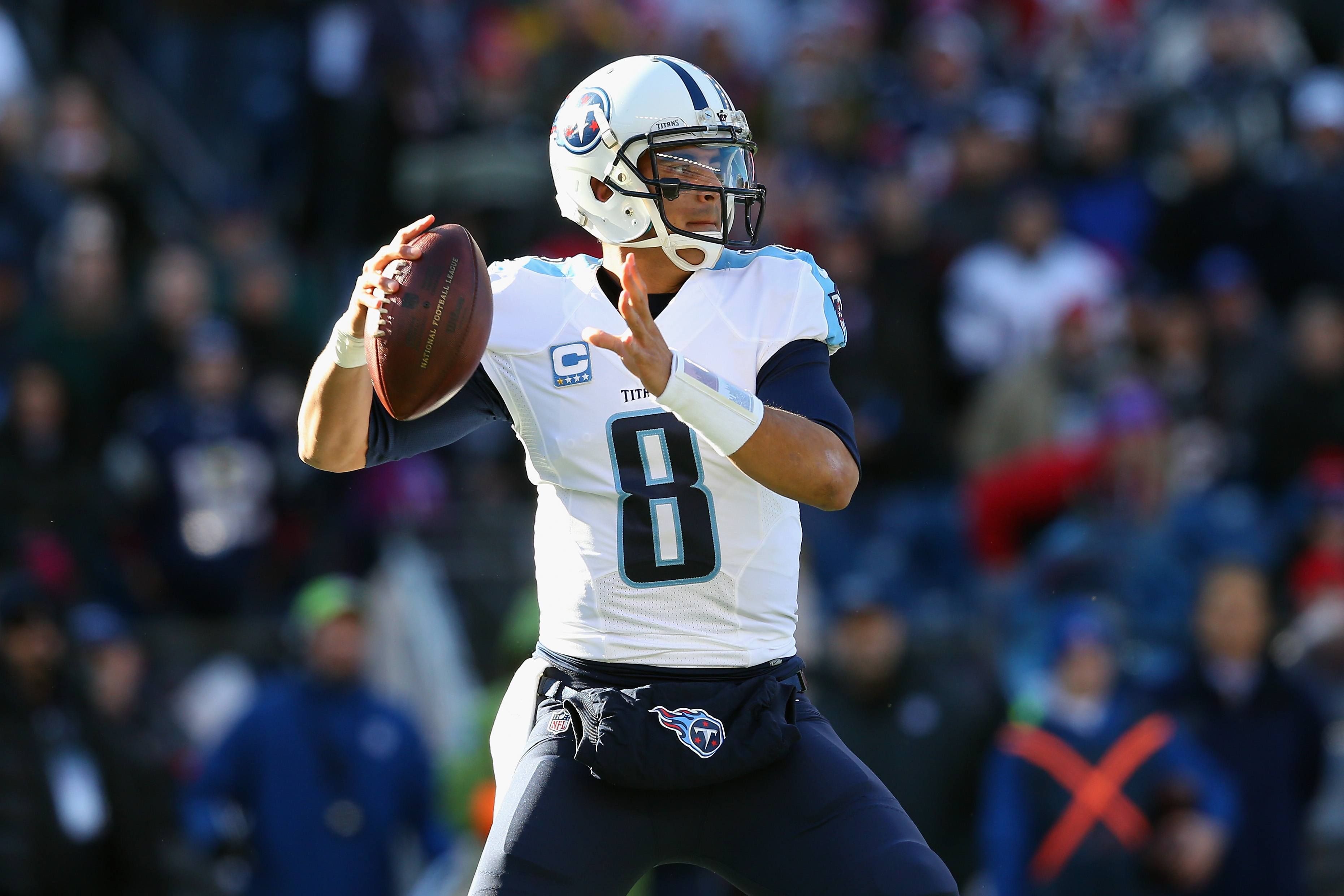 The best statistical game by an NFL rookie quarterback in each season since 2010