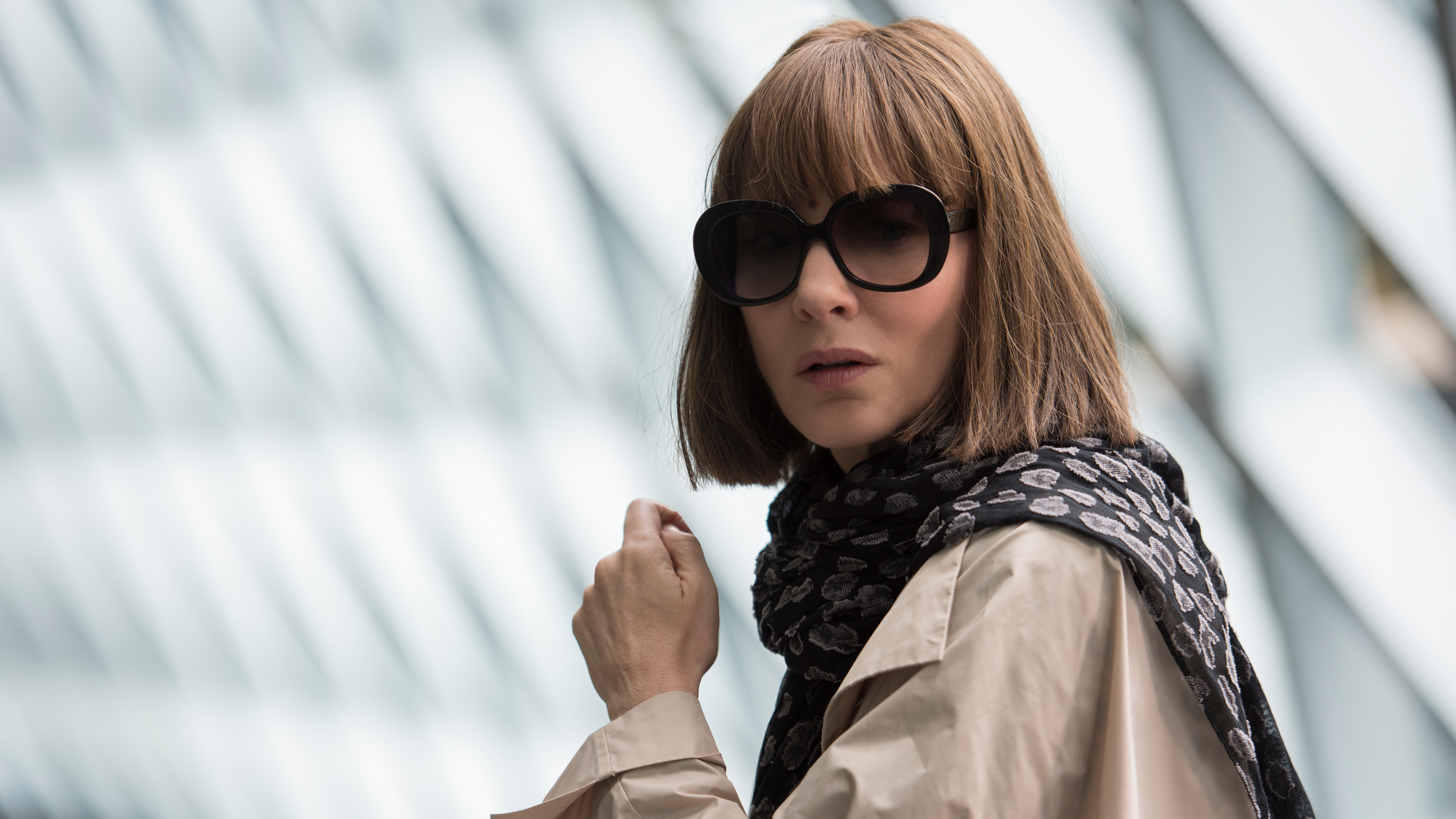 Cate Blanchett in Where'd You Go, Bernadette.