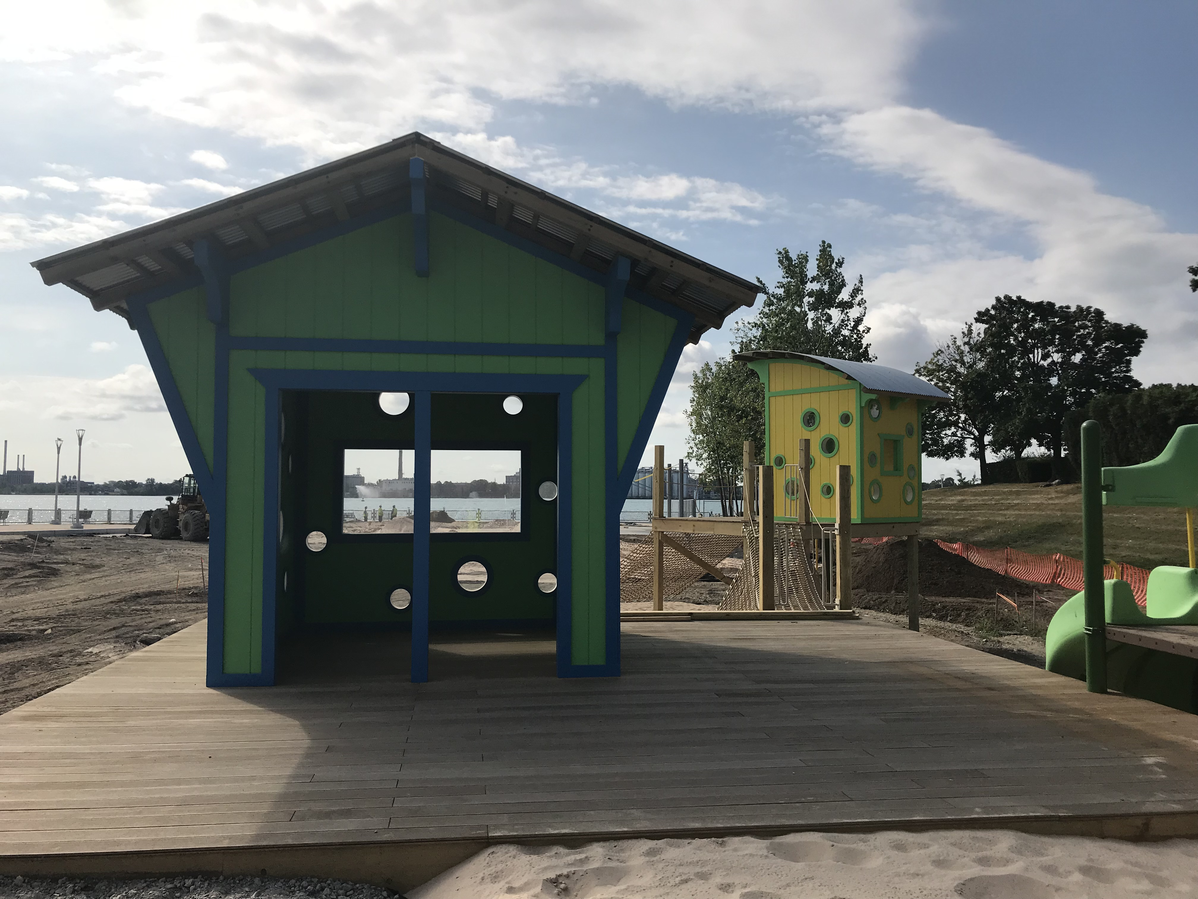 Atwater Beach on the East Riverfront to soon open to the public