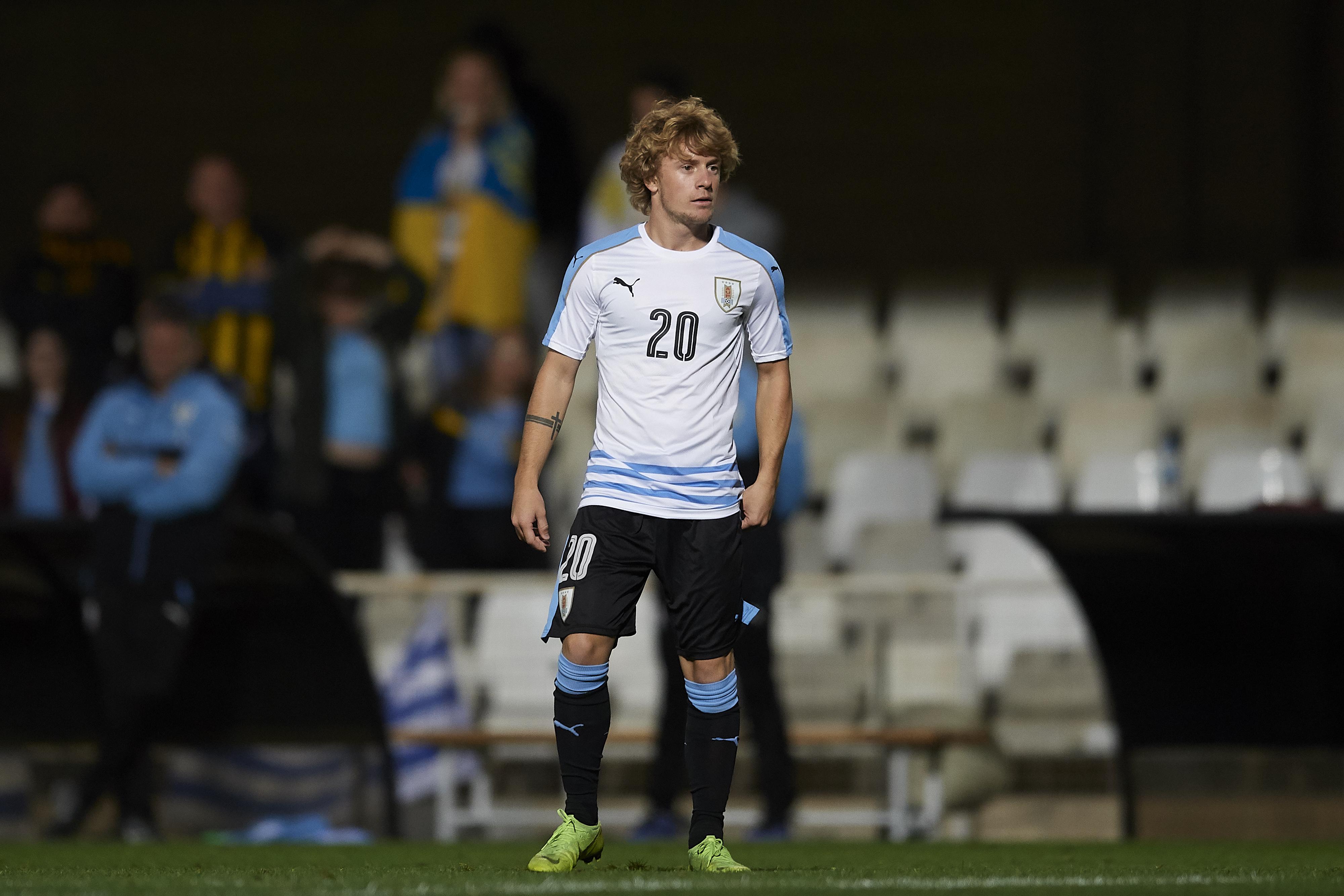 Uruguay U20 V Ukraine U20 - International Friendly
