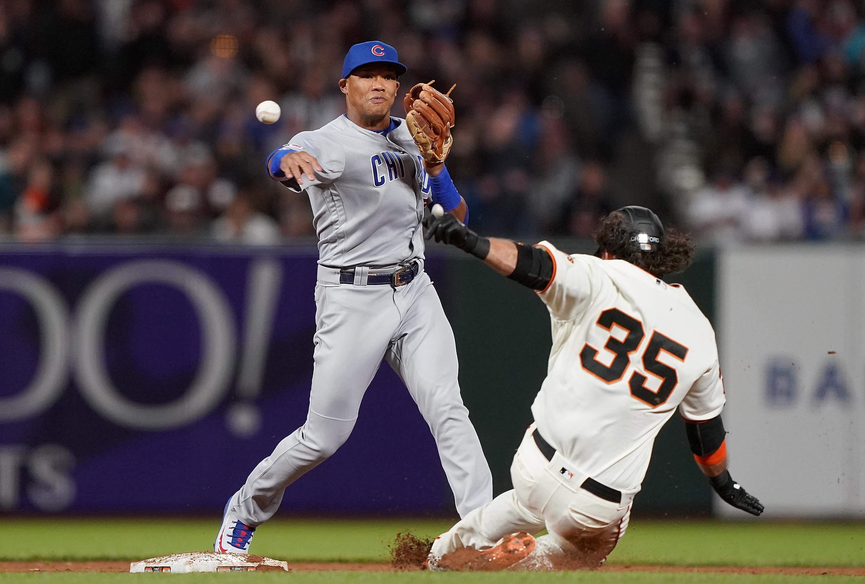 Chicago Cubs v San Francisco Giants