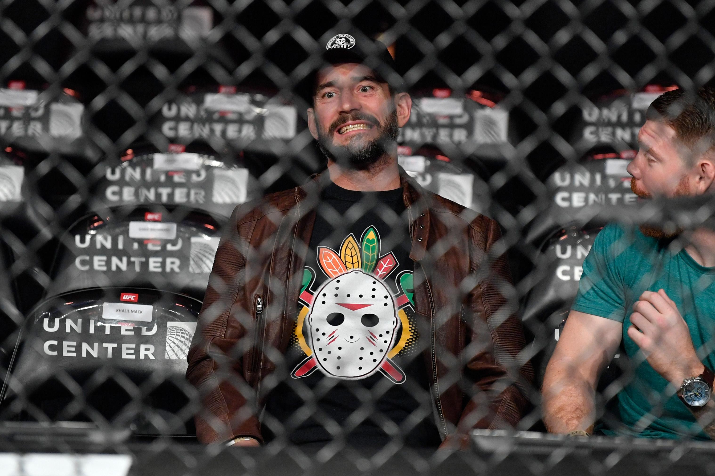 UFC 238: Xiaonan v Hill