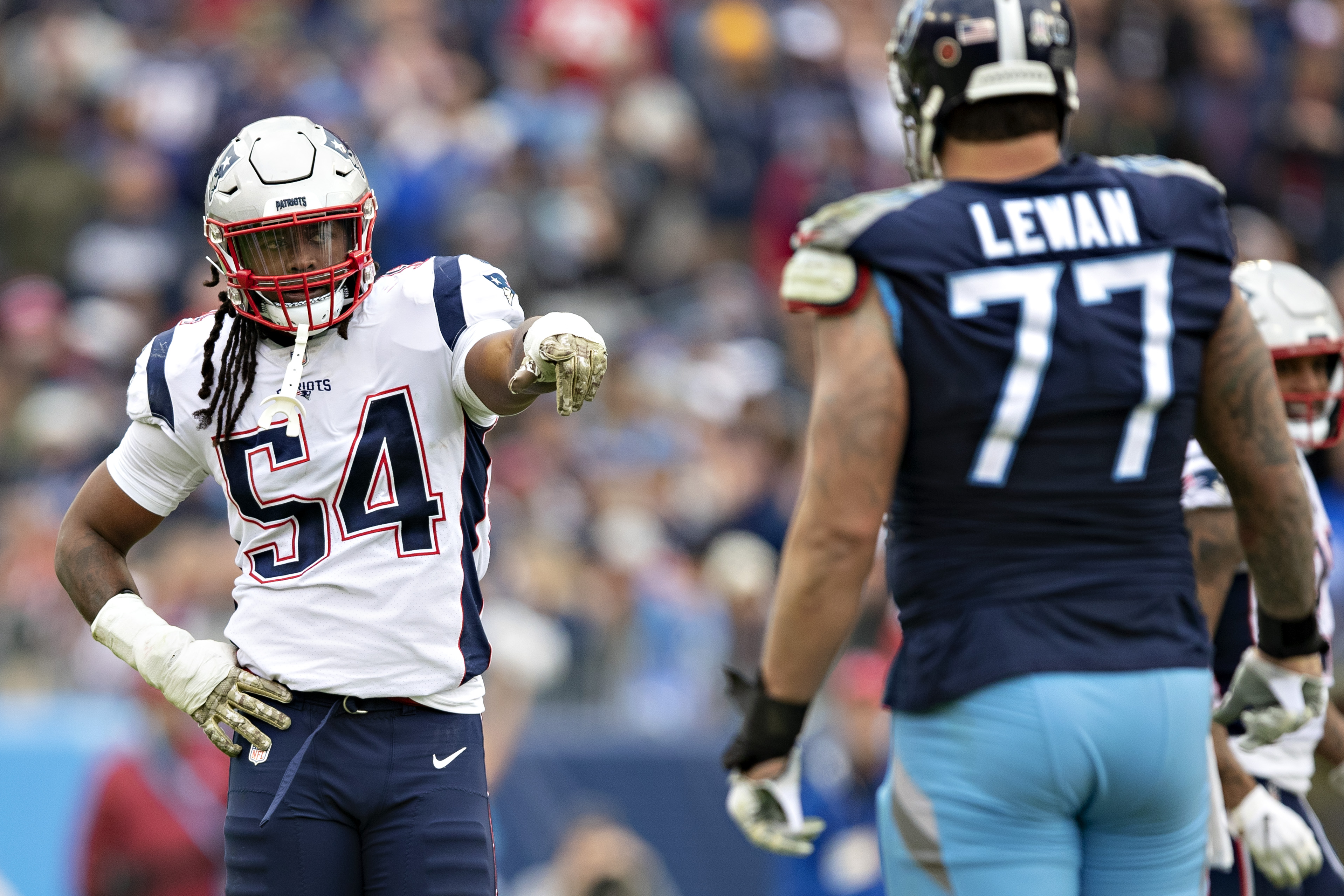 7fb5d5ea Patriots vs Titans: How to watch, game time, TV, radio, streaming ...