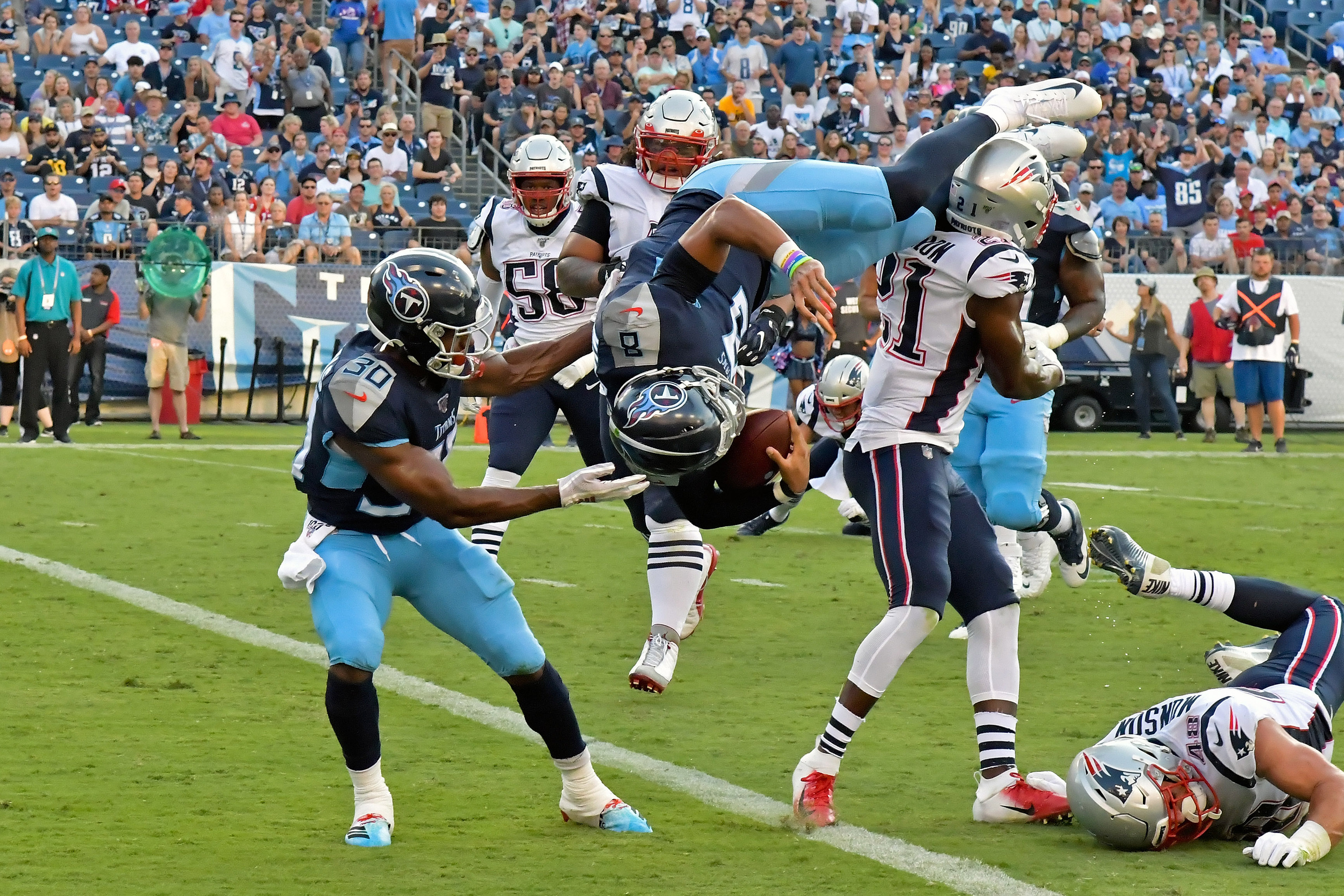 366c99b7 Music City Miracles, a Tennessee Titans community
