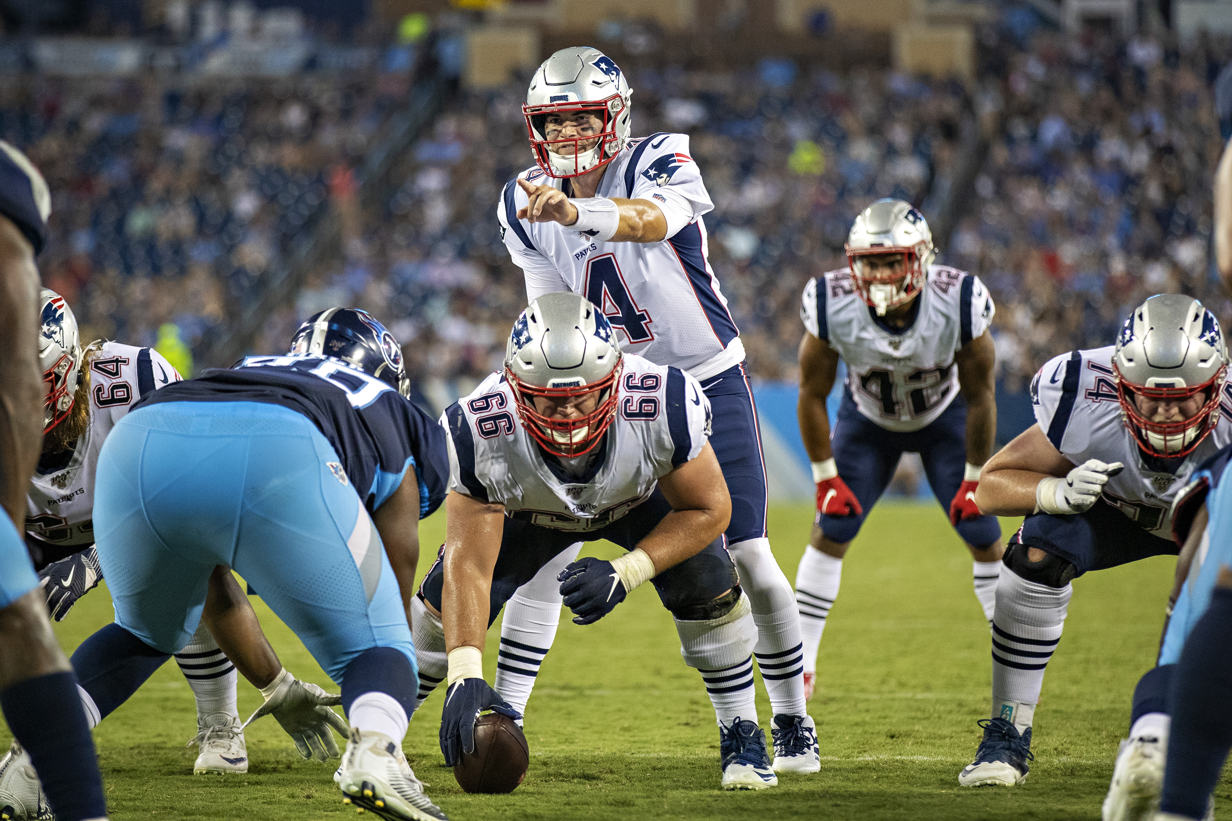 a2a984fe 5 observations from the Patriots' 22-17 preseason win over the ...