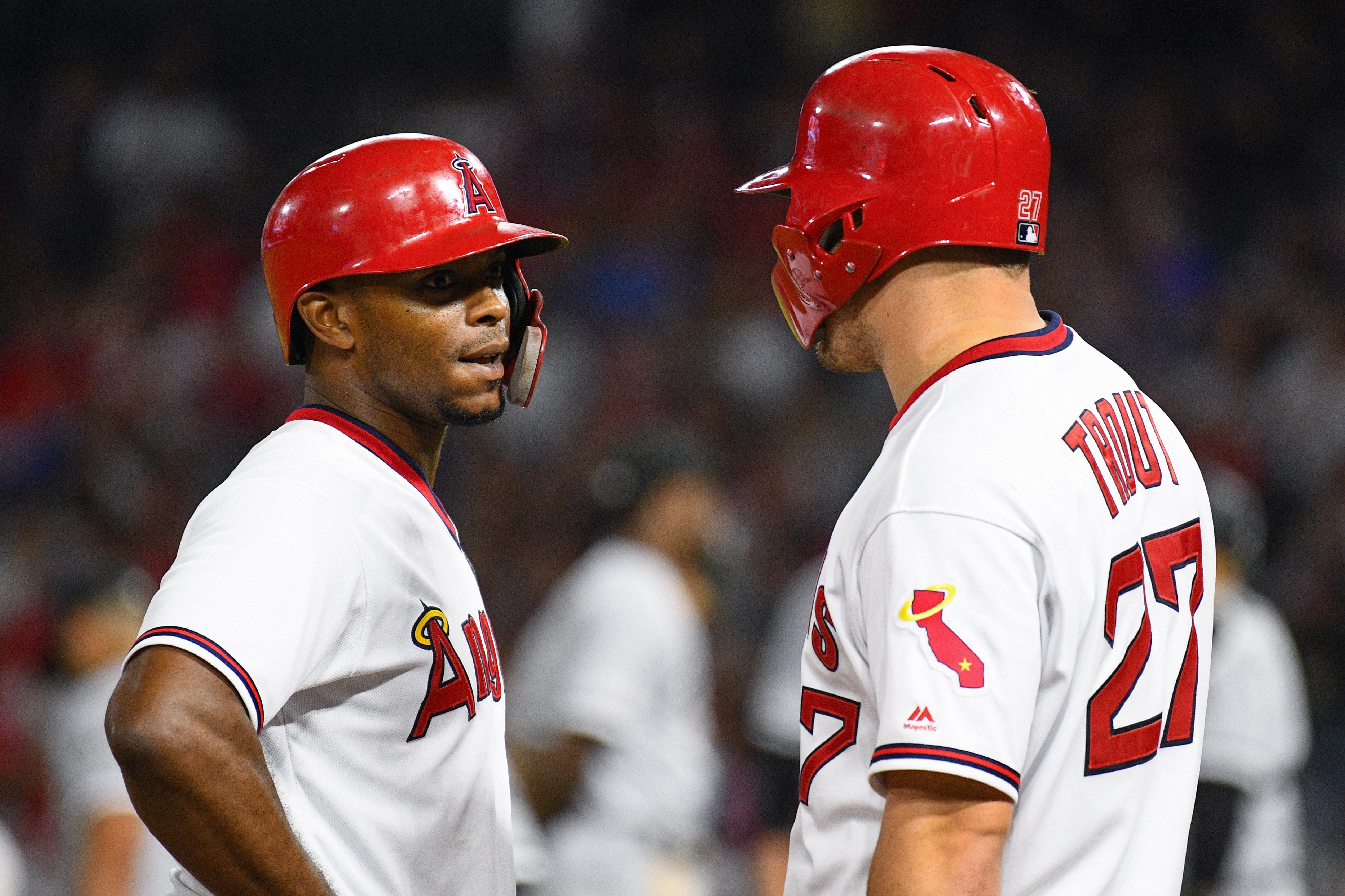 MLB: AUG 17 White Sox at Angels