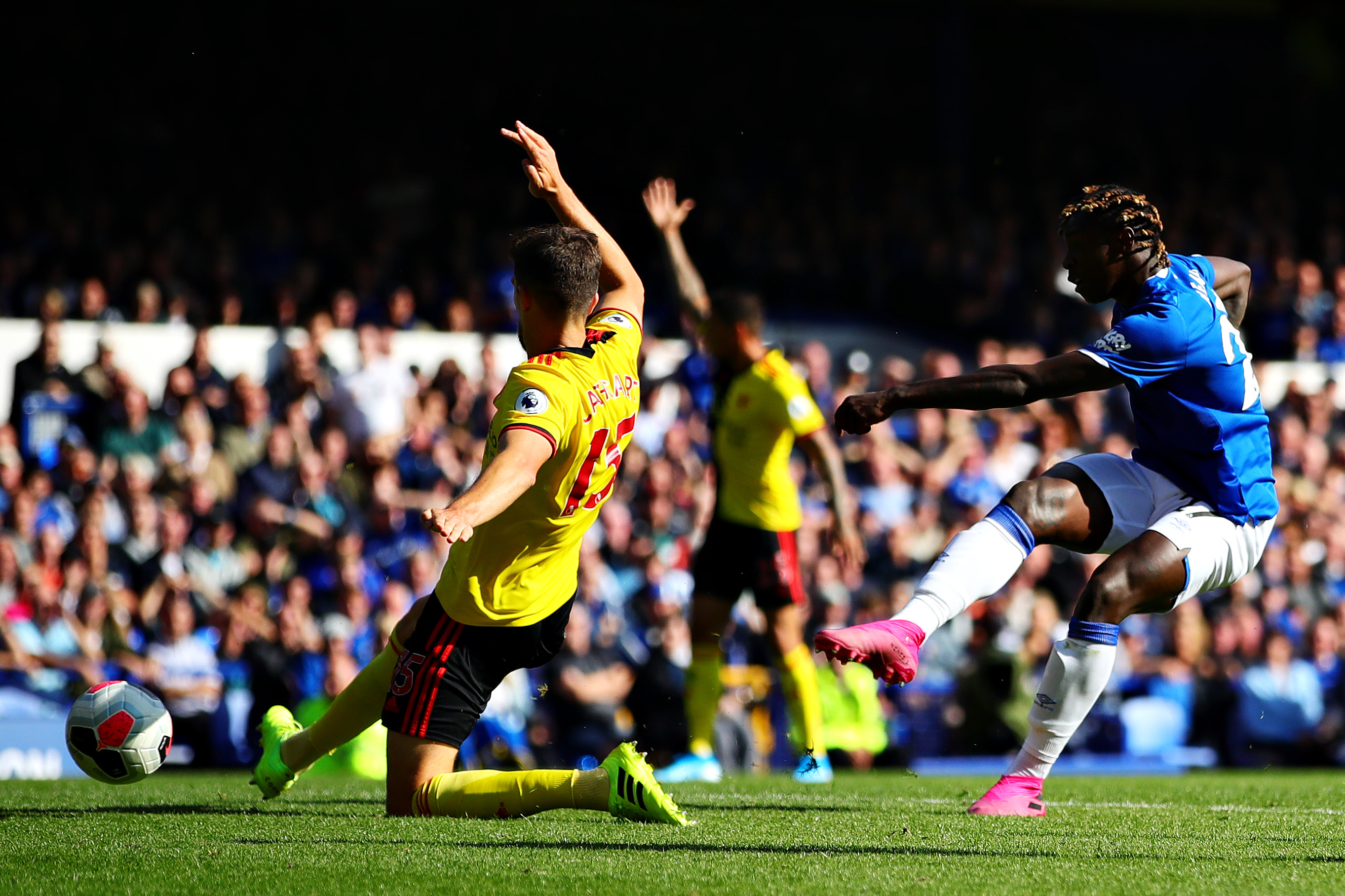 5 Telling Stats from Everton's 1-0 Win Over Watford