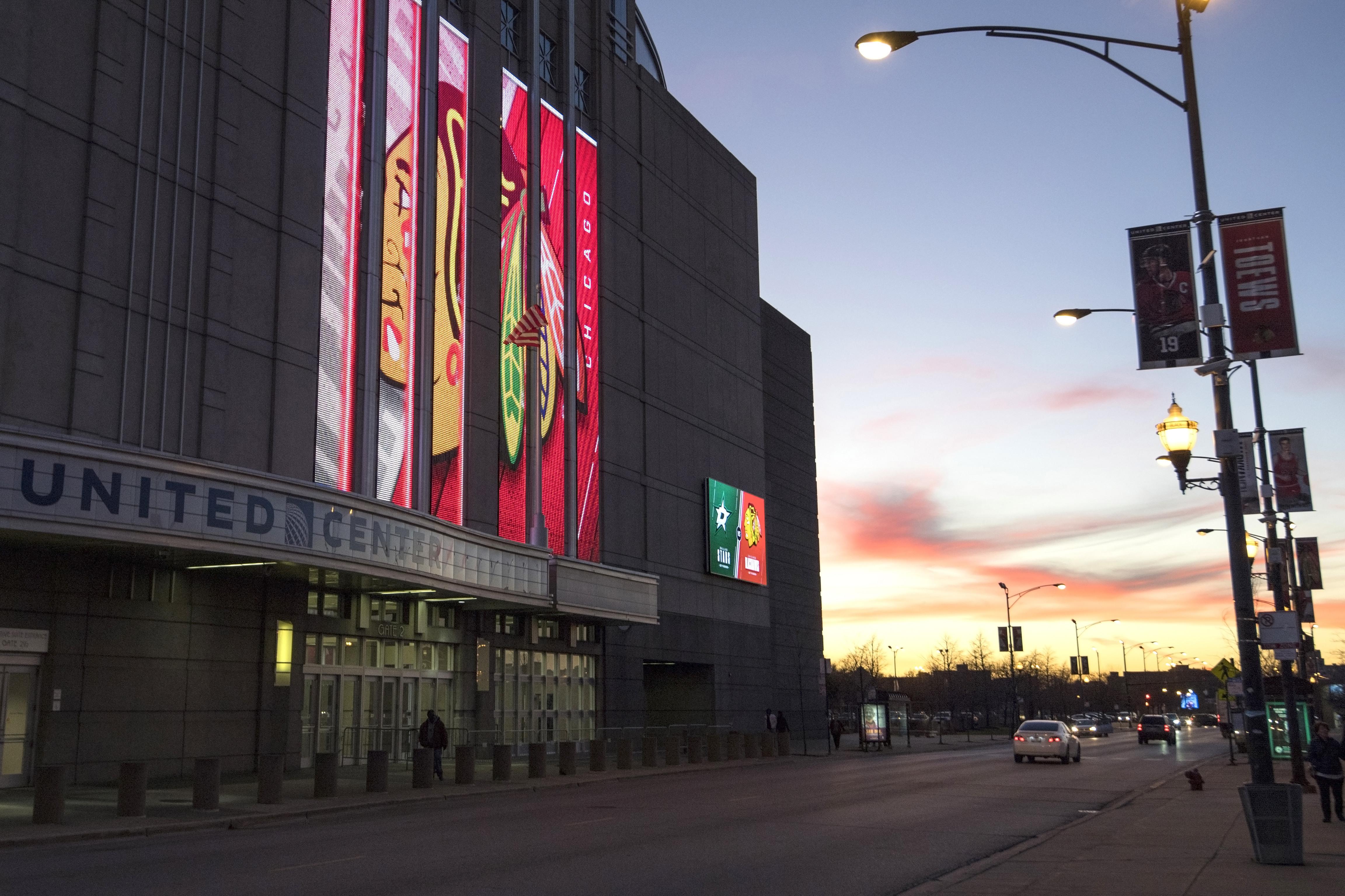NHL: NOV 30 Stars at Blackhawks