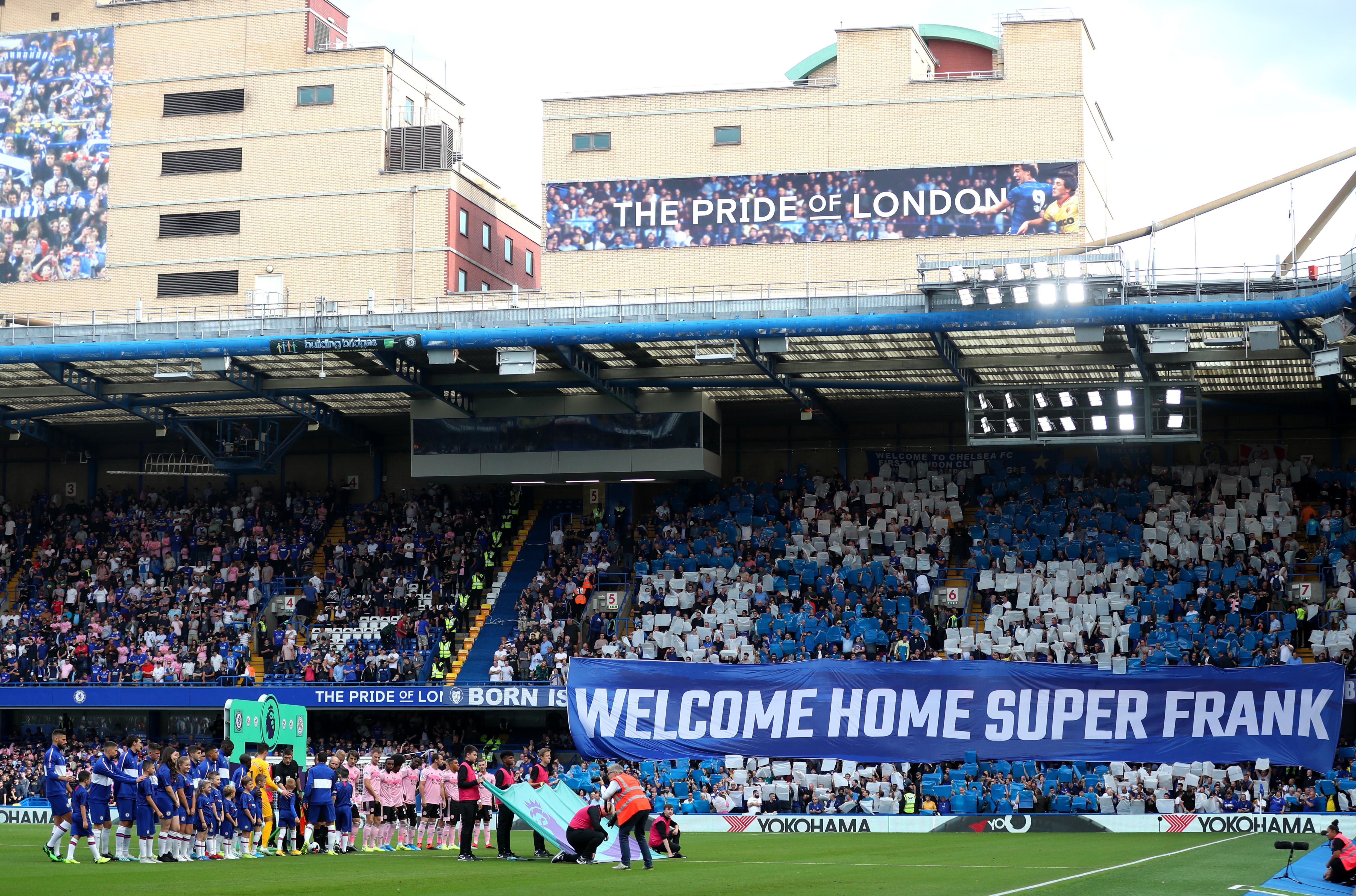 Chelsea vs. Leicester City, Premier League: Live blog