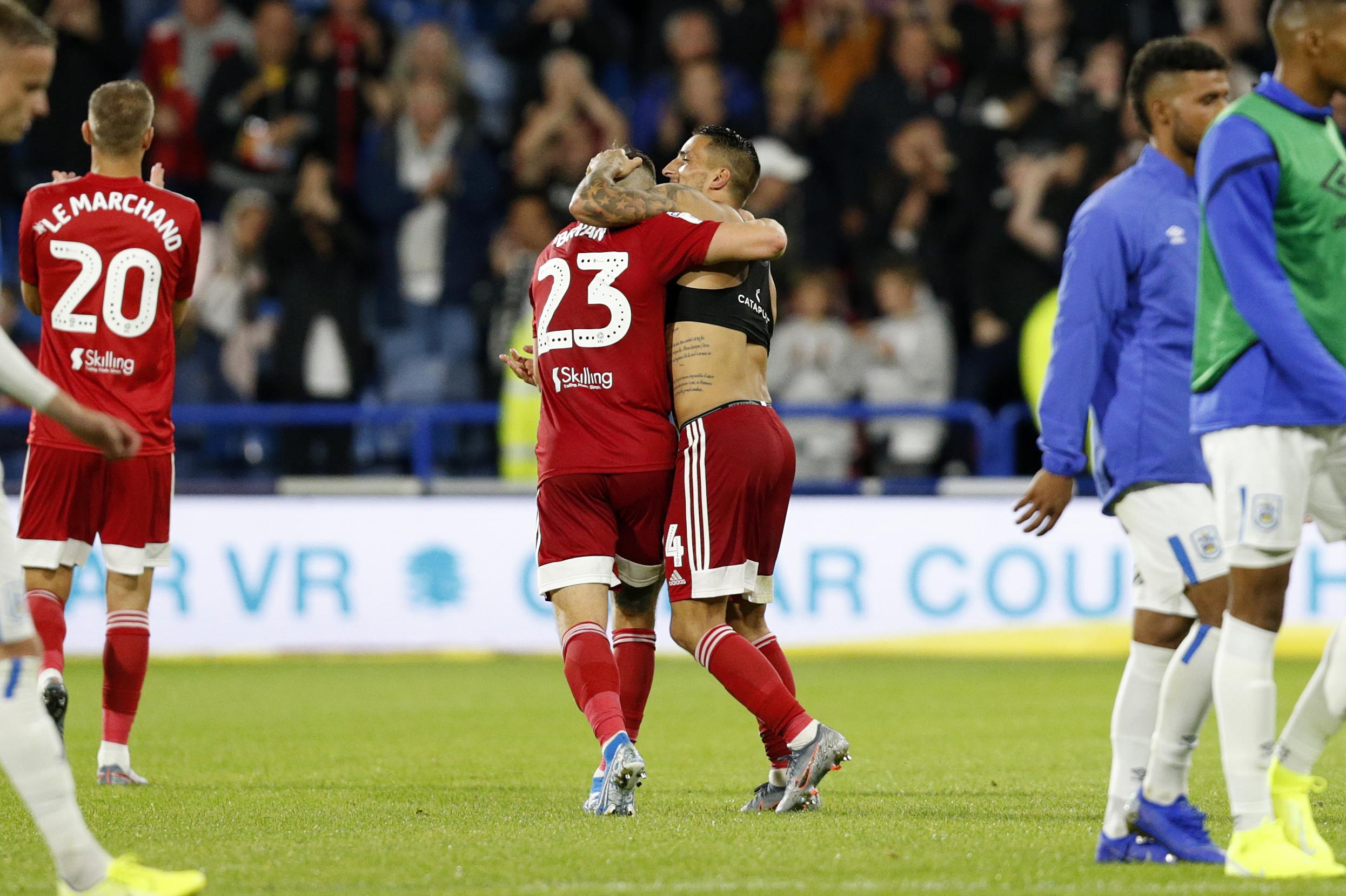 Huddersfield Town v Fulham - Sky Bet Championship
