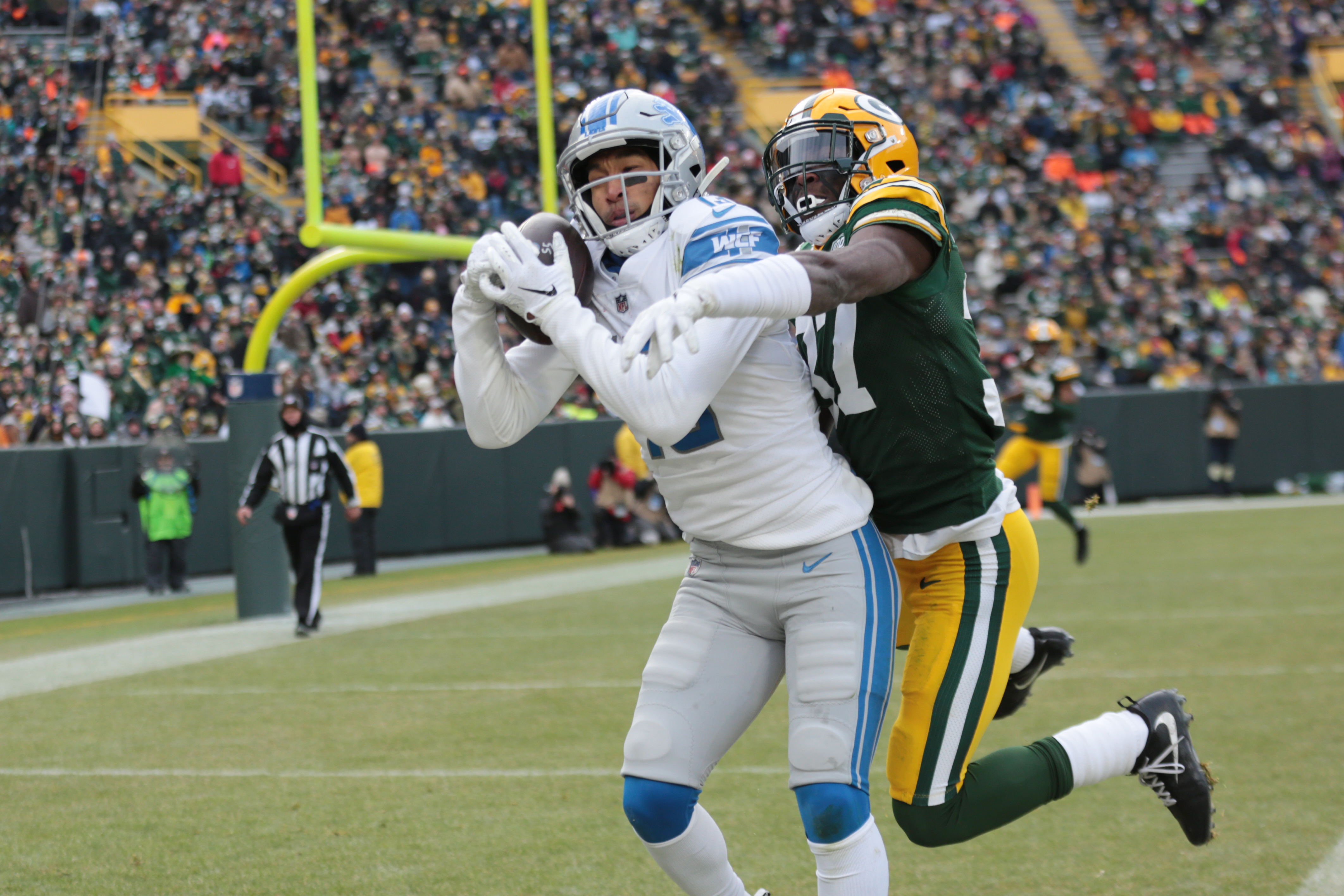 NFL: DEC 30 Lions at Packers