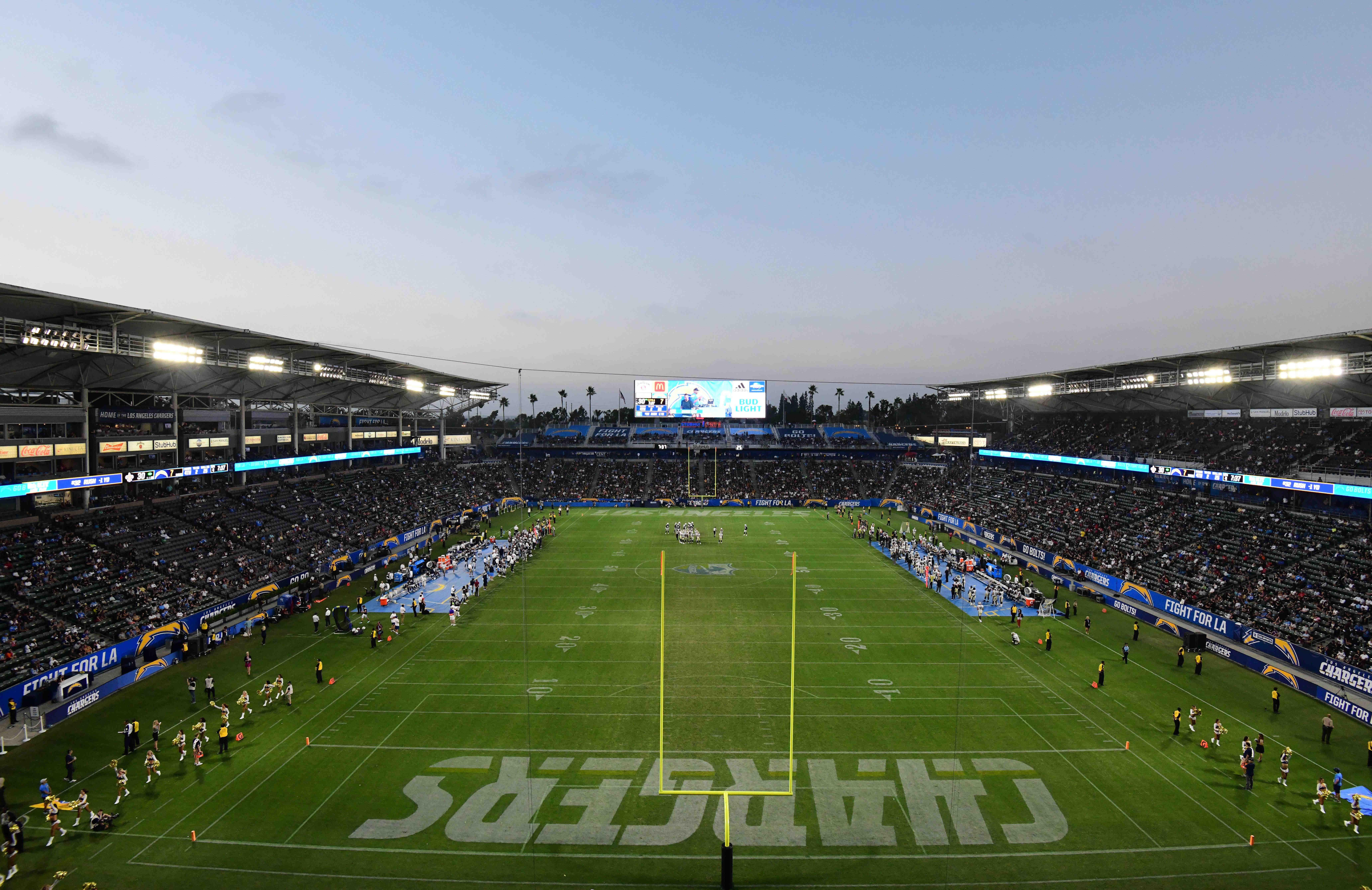 NFL: New Orleans Saints at Los Angeles Chargers
