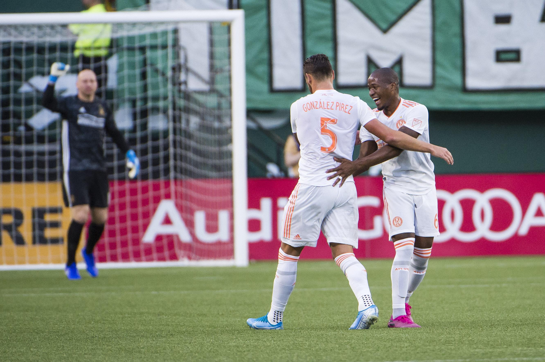 MLS: Atlanta United FC at Portland Timbers
