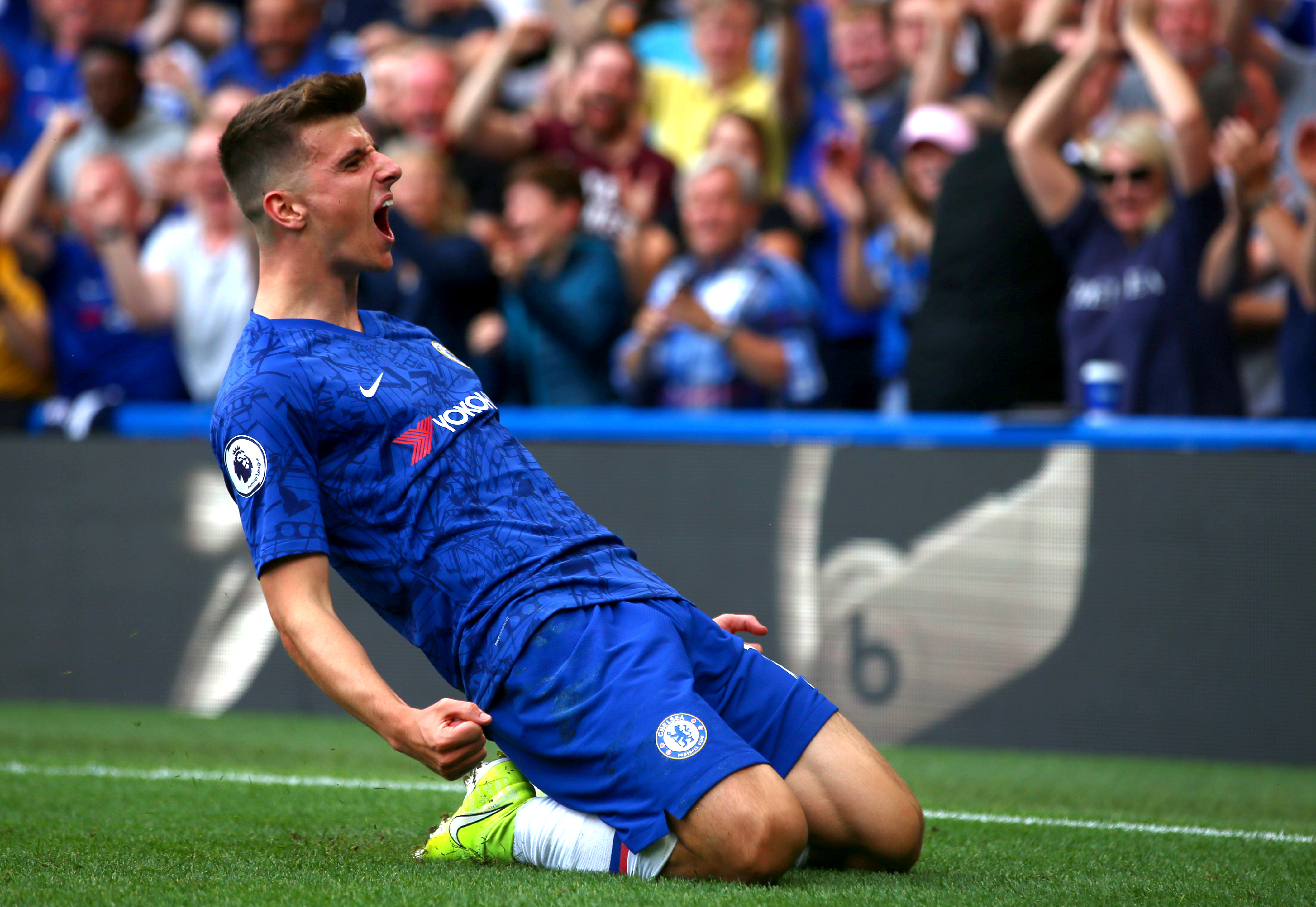 Mount delighted with first Chelsea goal, less delighted with no first Chelsea win