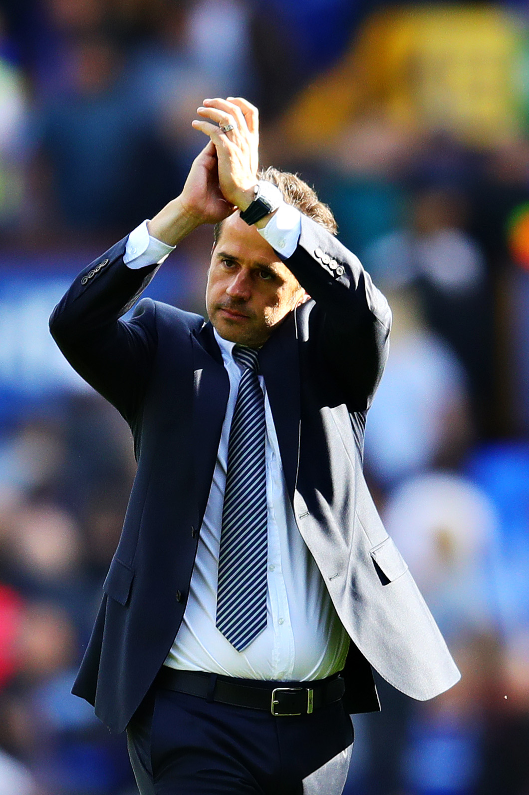 Nobody can draw lazy Roberto Martínez comparisons with Marco Silva anymore