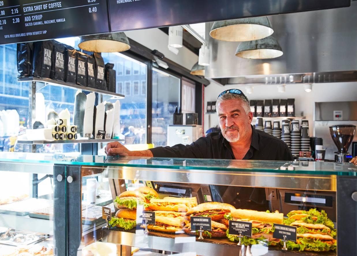'Great British Bake Off' Judge Paul Hollywood's Bakery Demolished in Euston
