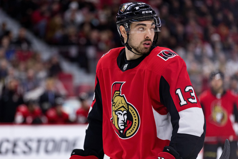 NHL: DEC 22 Capitals at Senators