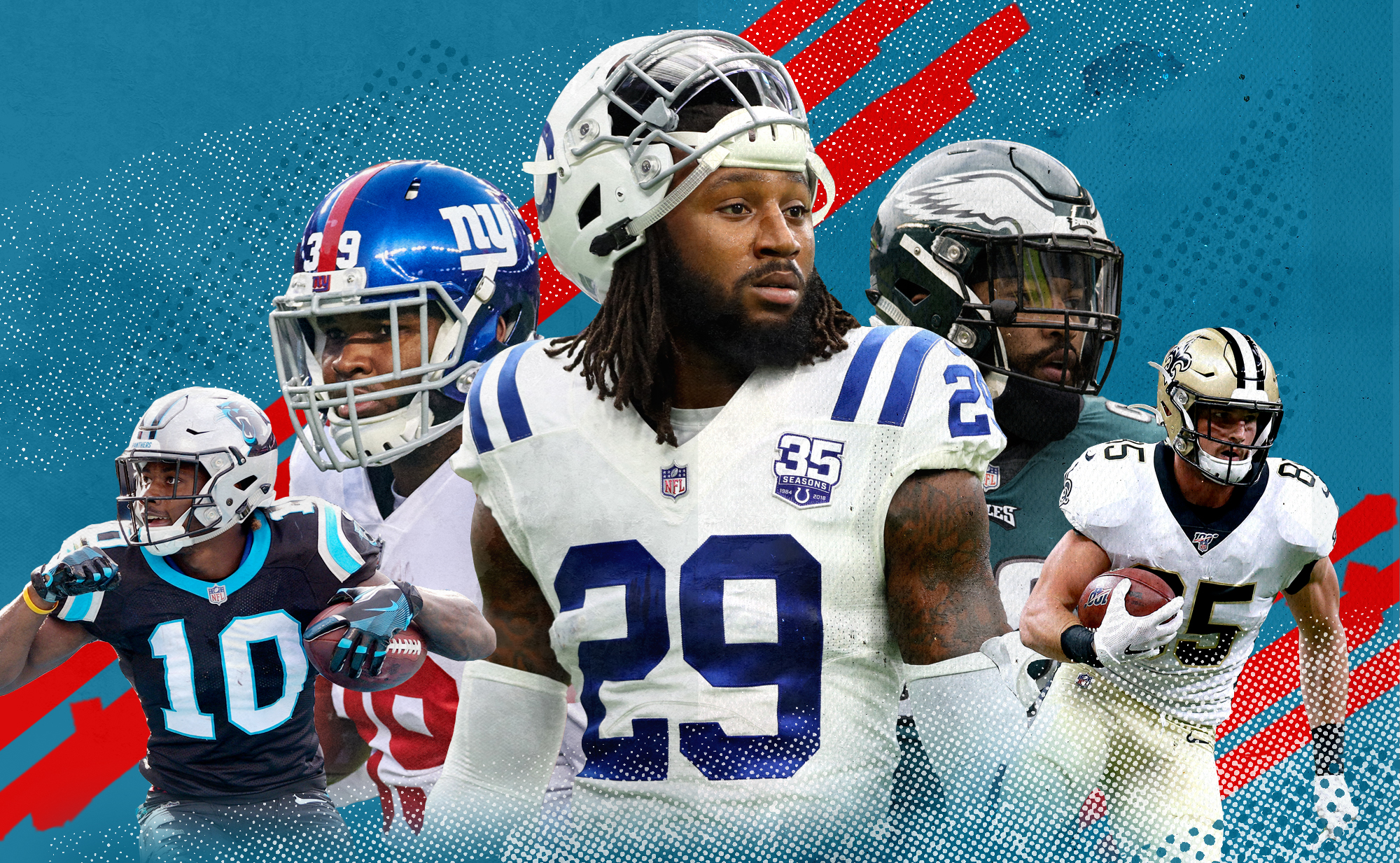 The best breakout candidate for all 32 NFL teams in 2019