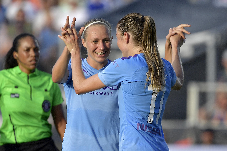 Atletico de Madrid Femenino v Manchester City Women - 2019 Women's International Champions Cup