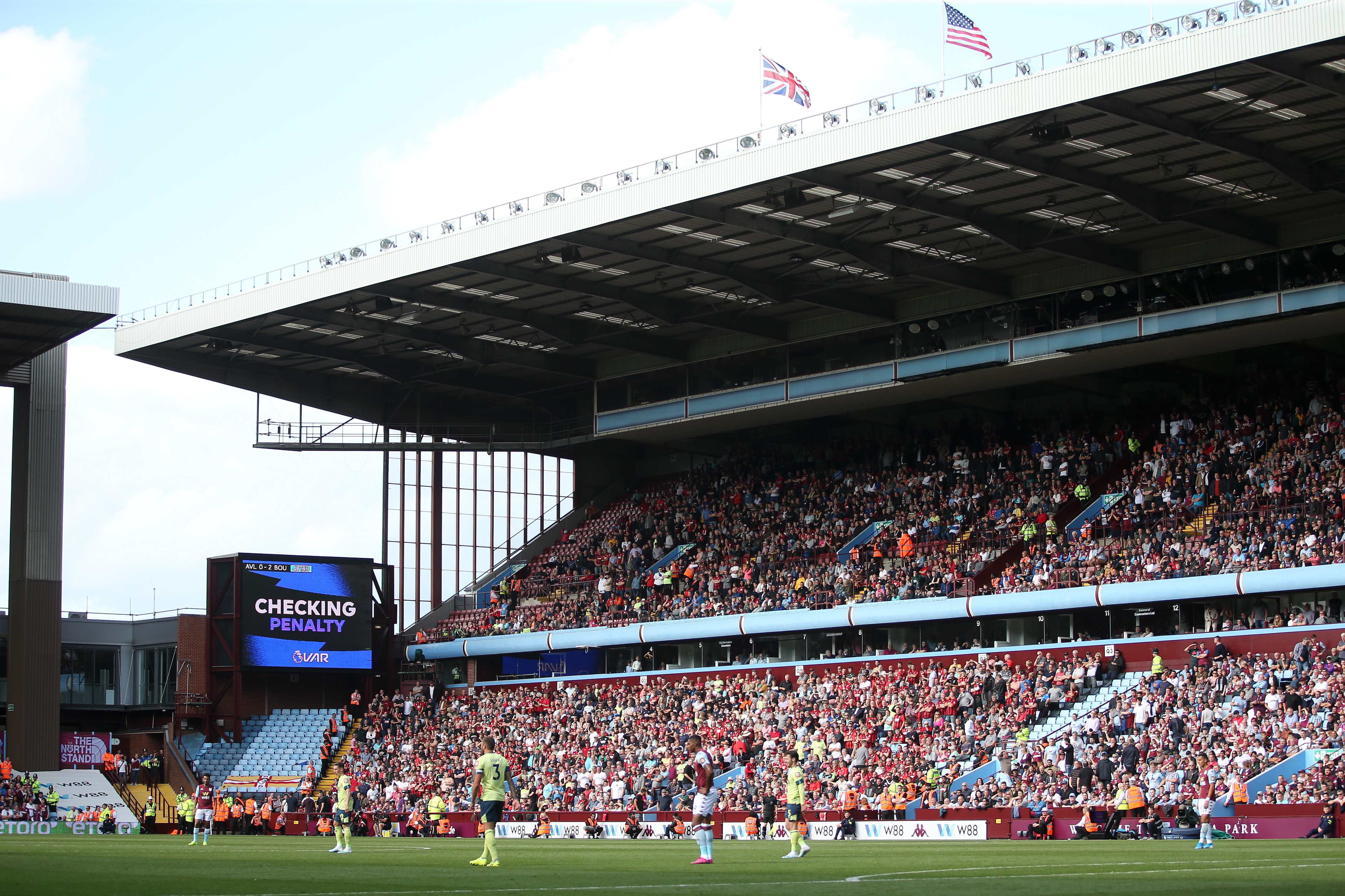 Keep the faith and be realistic - Villa need your total support
