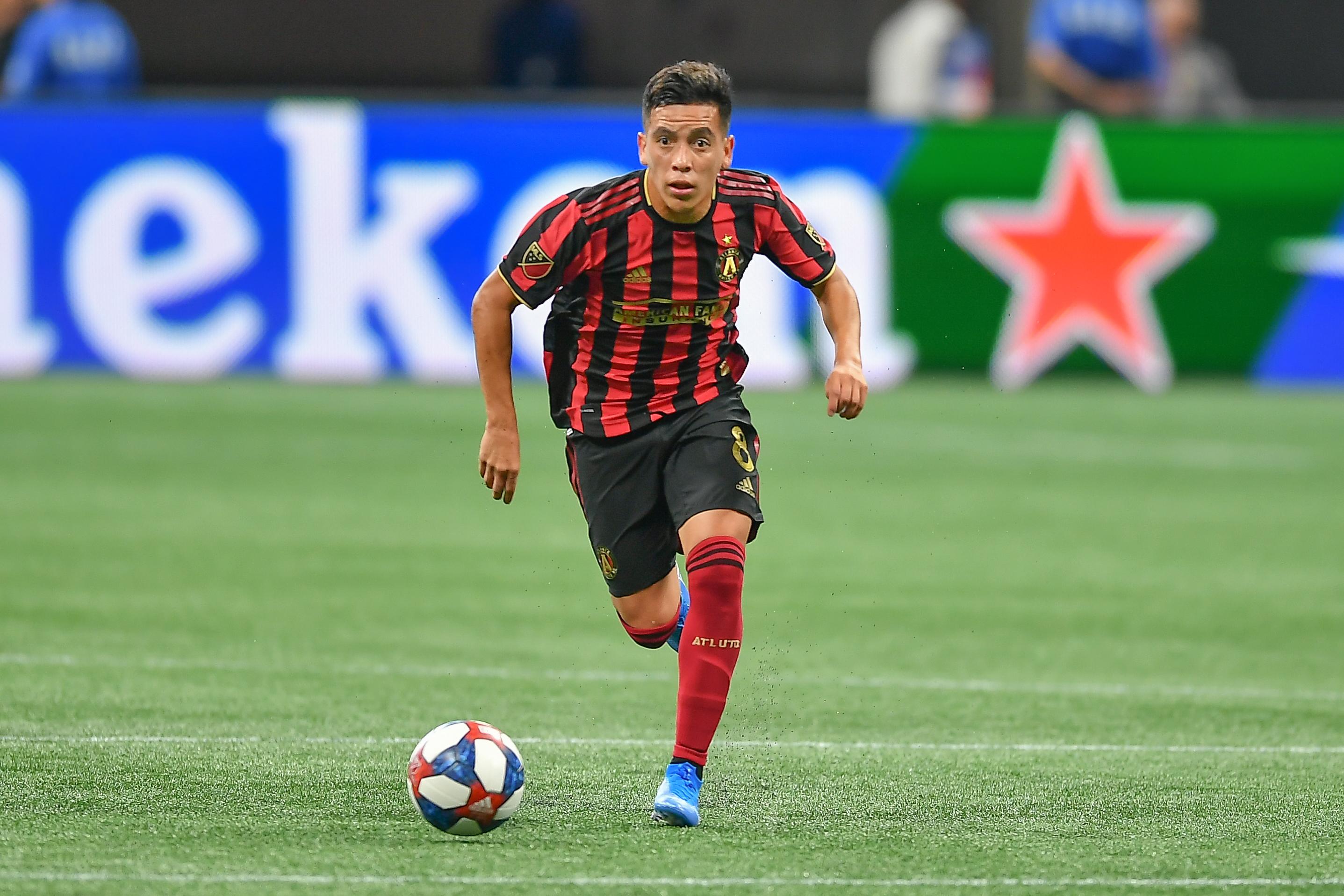SOCCER: AUG 11 MLS - New York City FC at Atlanta United FC