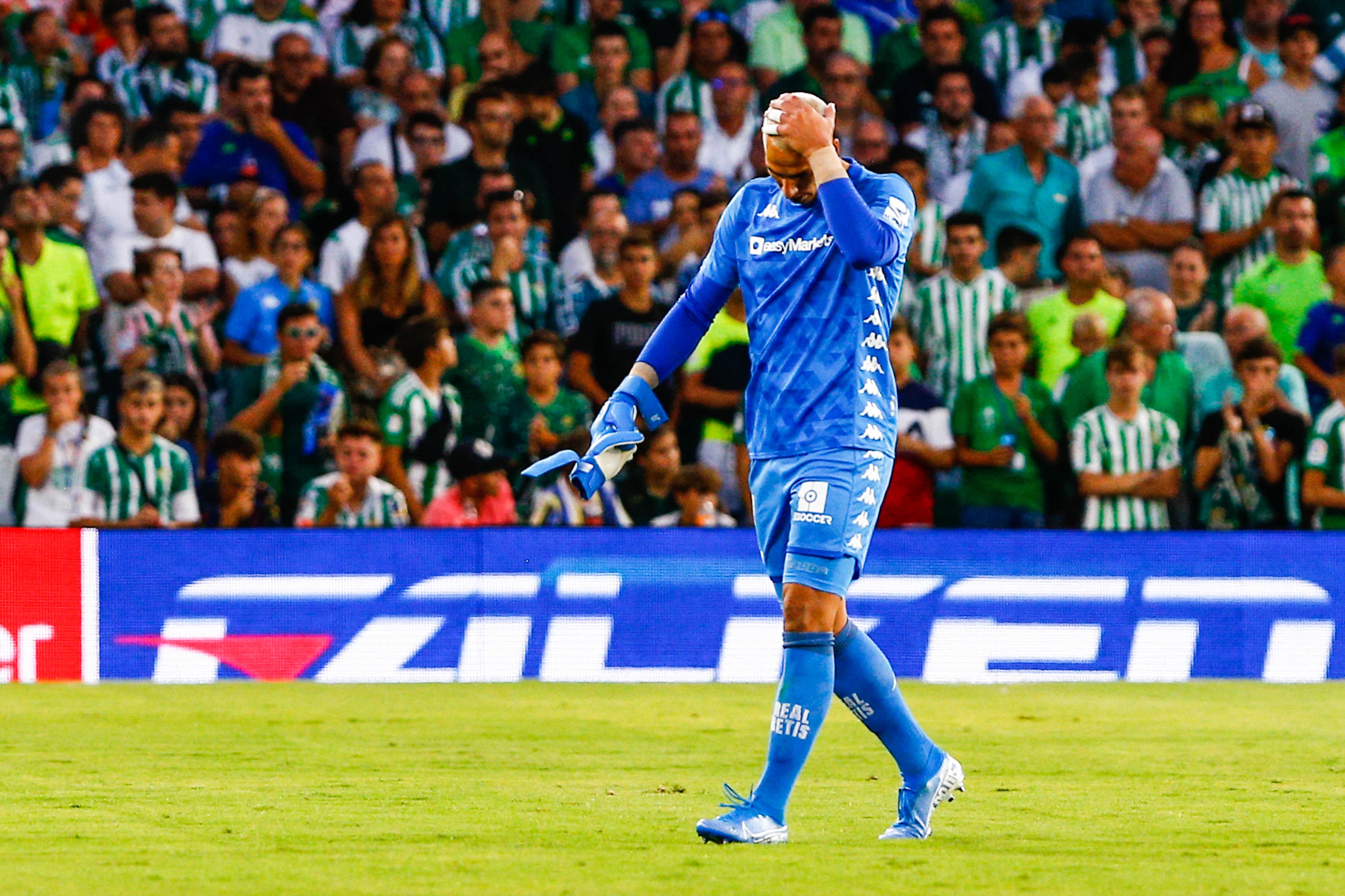 FC Real Betis v Real Valladolid - Liga